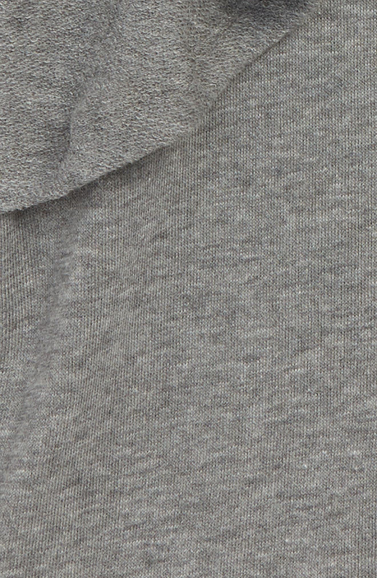 Ruffle Sweatshirt,                             Alternate thumbnail 2, color,                             020