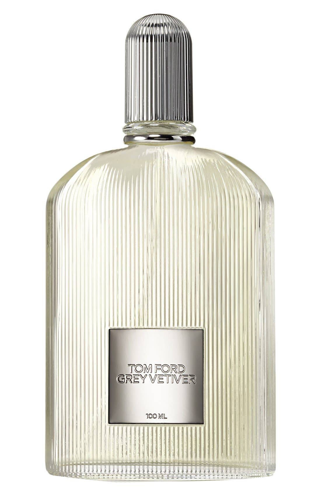 Grey Vetiver Eau de Toilette,                             Main thumbnail 1, color,                             NO COLOR