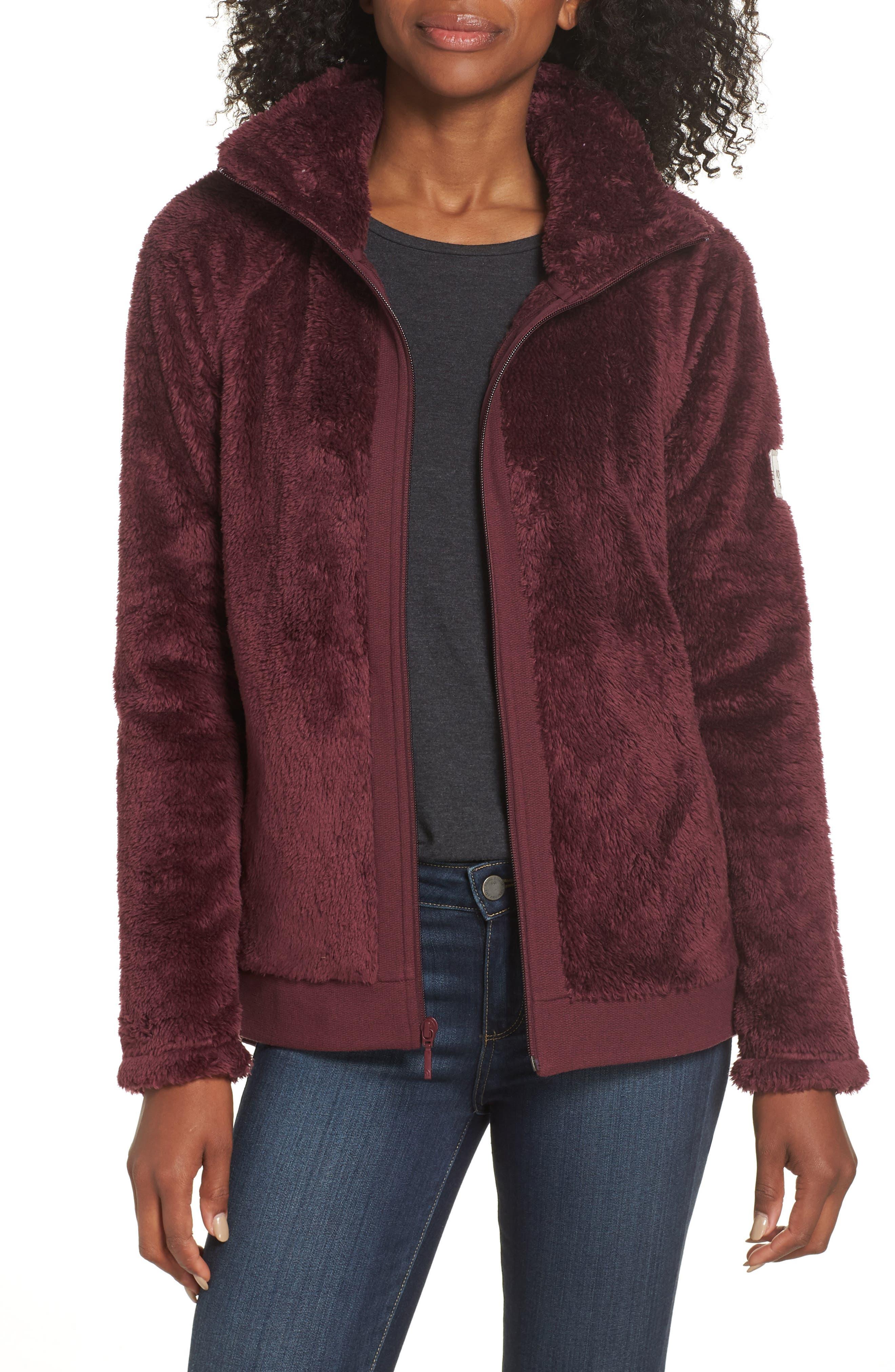 Furry Fleece Jacket,                             Main thumbnail 6, color,