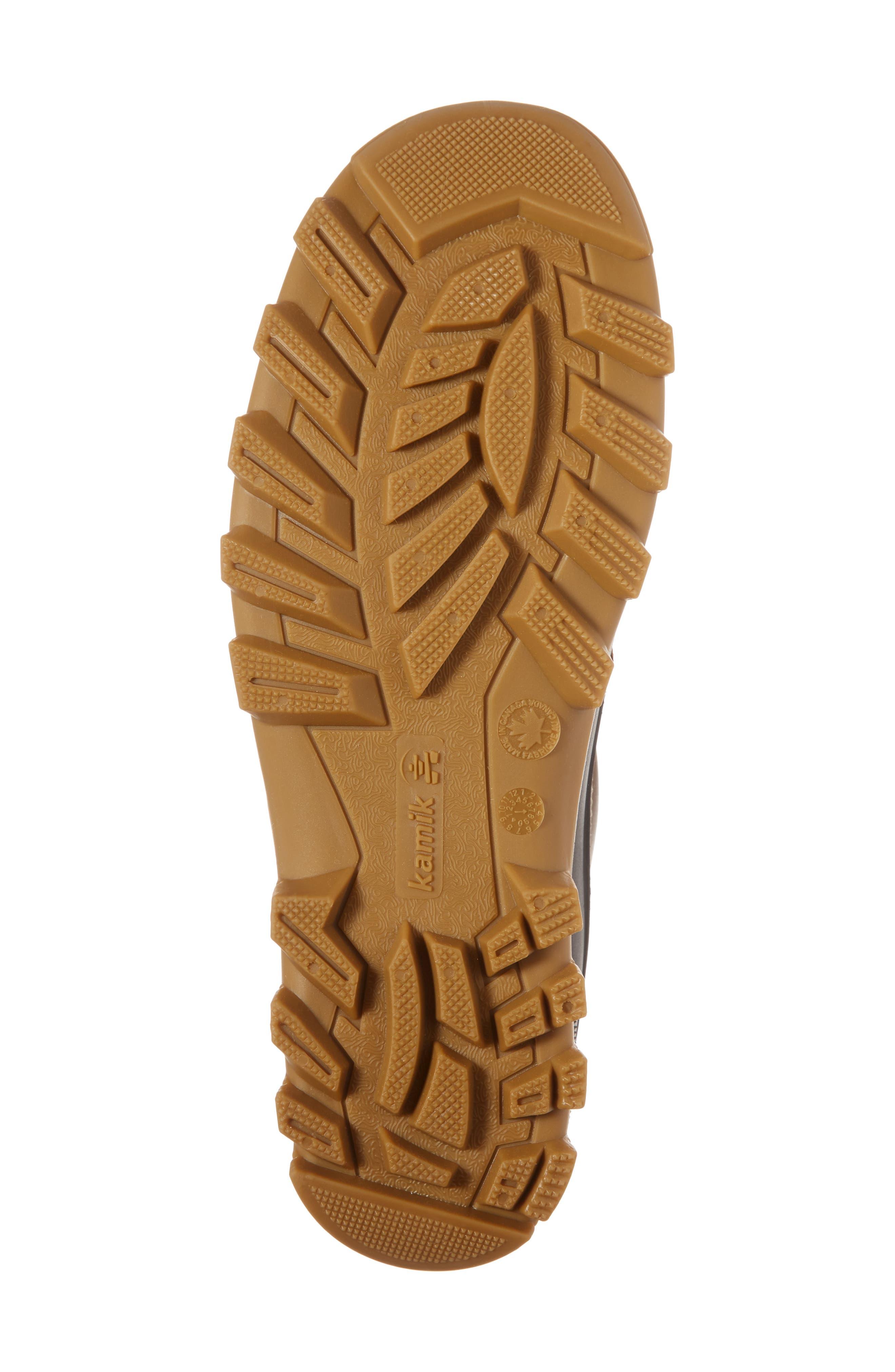 Yukon 5 Waterproof Insulated Three-Season Boot,                             Alternate thumbnail 6, color,                             201