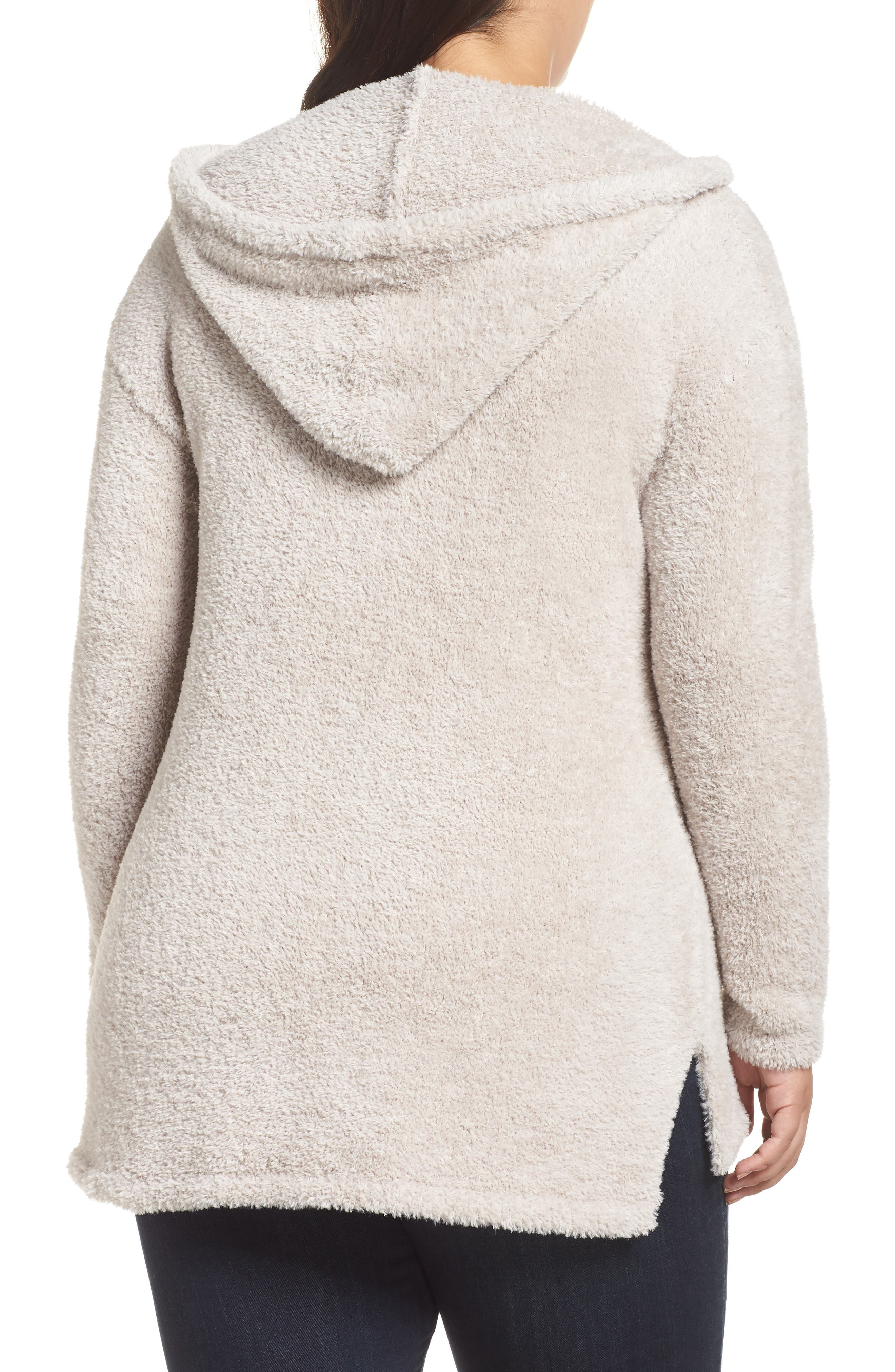 Off-Duty Sweater Hoodie,                             Alternate thumbnail 2, color,                             GREY VEIL