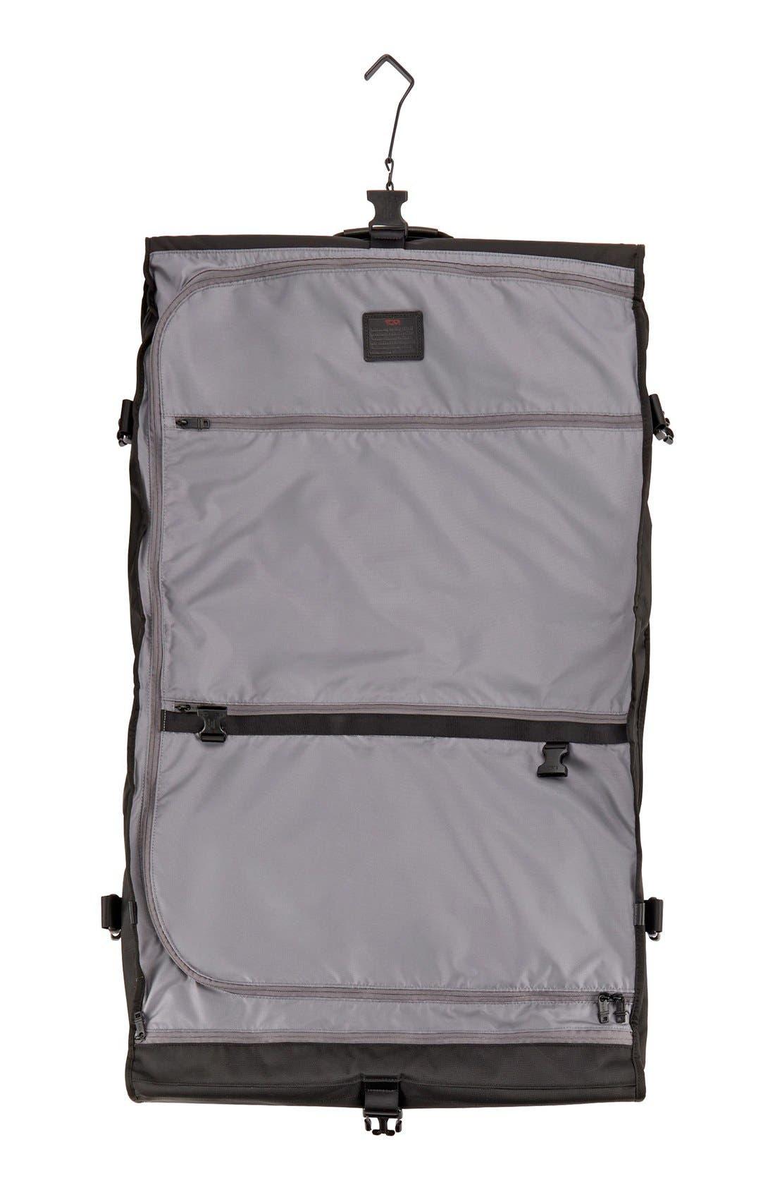 TUMI,                             Alpha 2 Classic Garment Bag,                             Alternate thumbnail 6, color,                             001