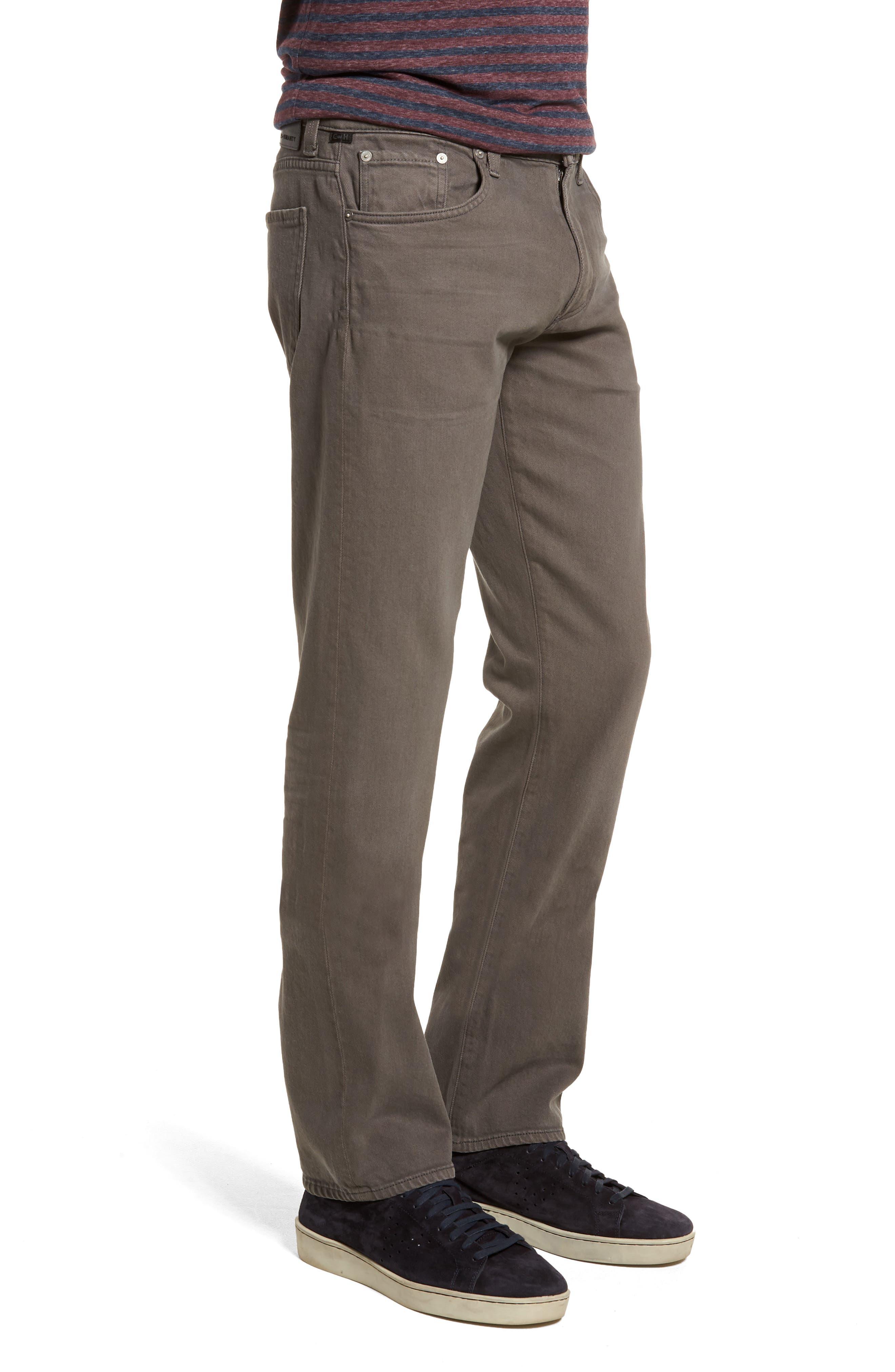 Core Slim Fit Jeans,                             Alternate thumbnail 3, color,                             FALLBROOK