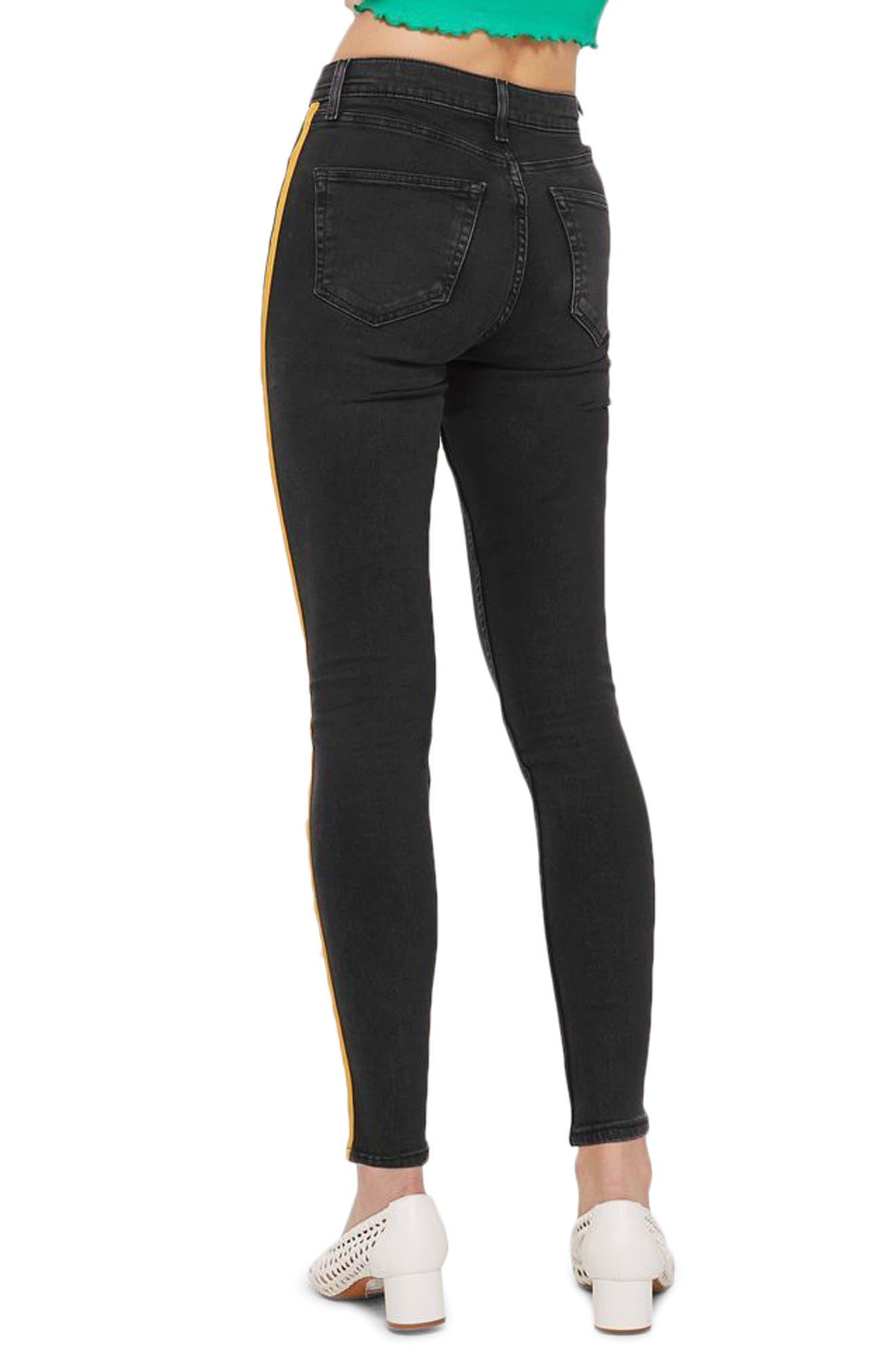 Jamie Side Stripe Jeans,                             Main thumbnail 1, color,                             003