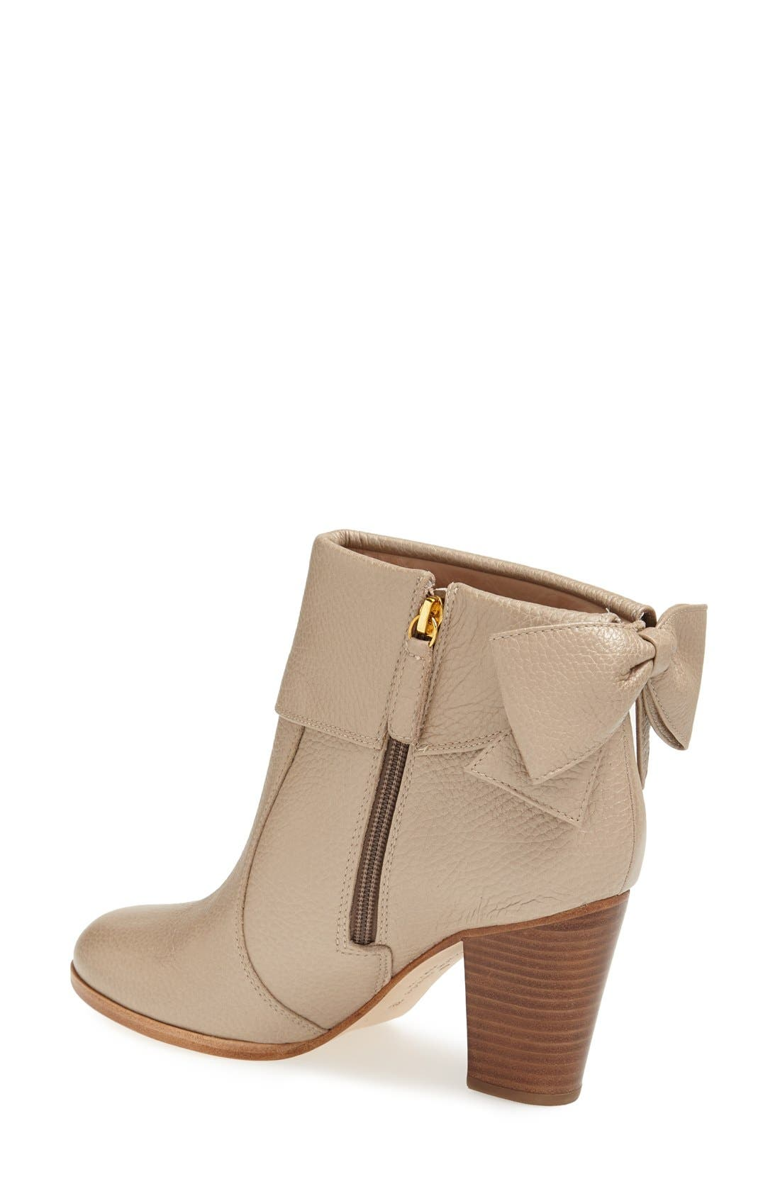 'lanise' leather boot,                             Alternate thumbnail 9, color,