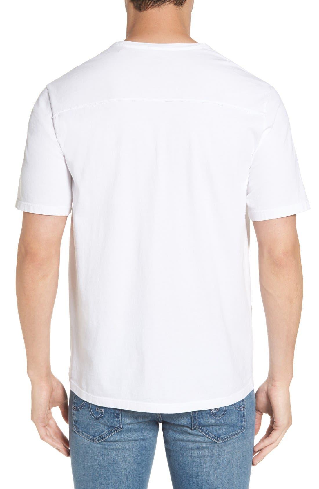 'Kahuna' V-Neck T-Shirt,                             Alternate thumbnail 17, color,