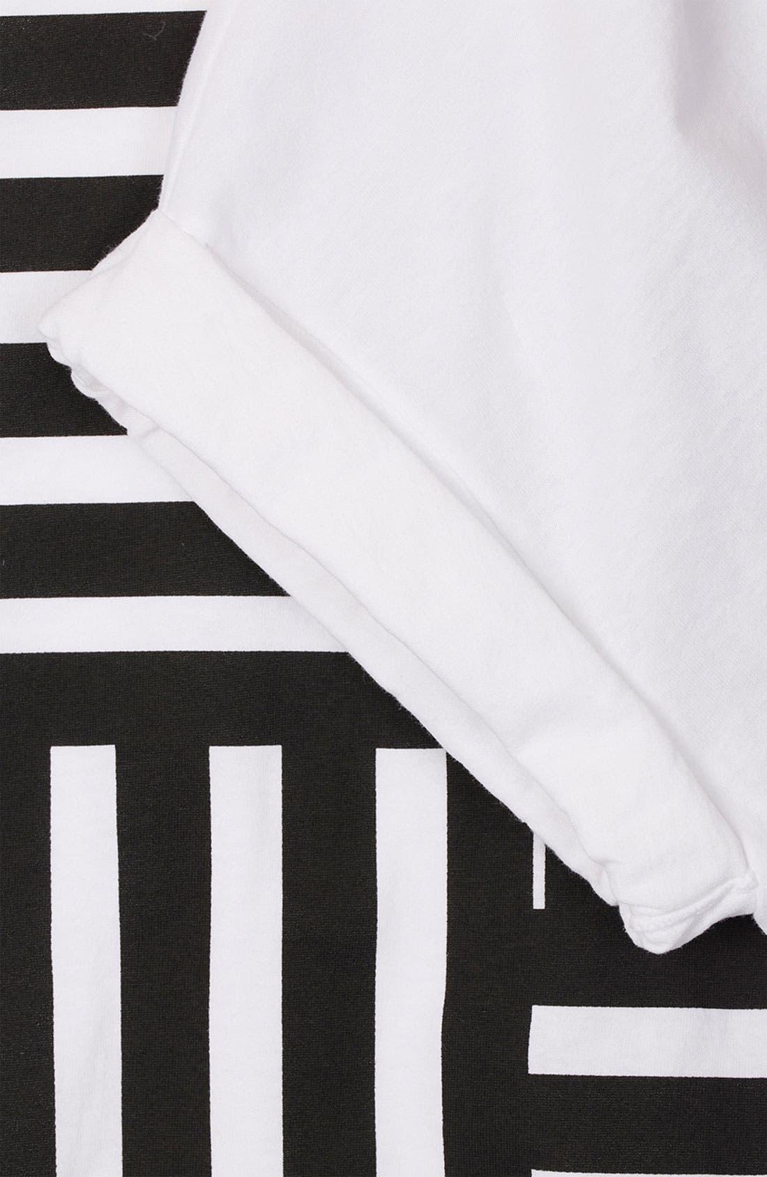 Elemental Stripe Graphic Tee,                             Alternate thumbnail 2, color,