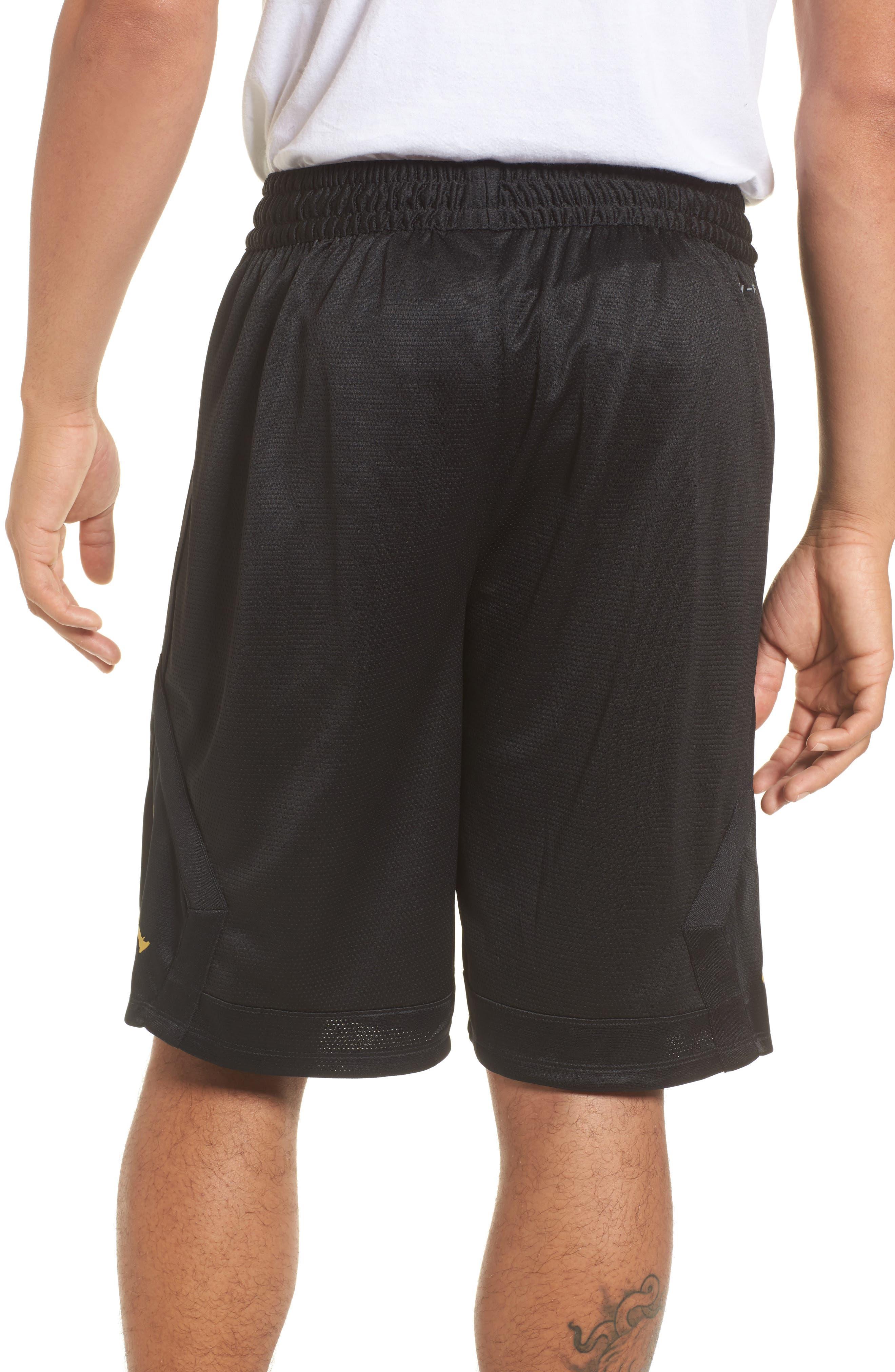 Sportswear Rise Diamond Shorts,                             Alternate thumbnail 8, color,