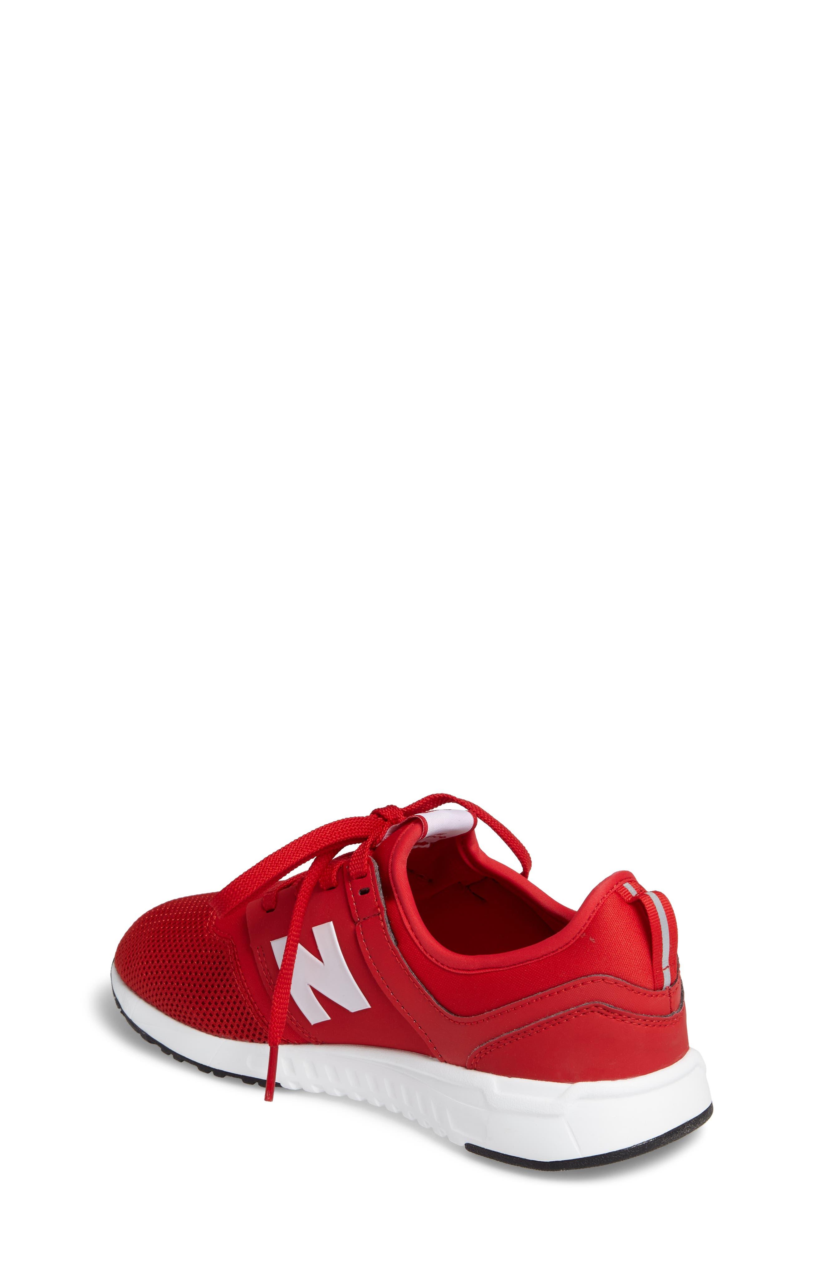247 Core Sneaker,                             Alternate thumbnail 4, color,