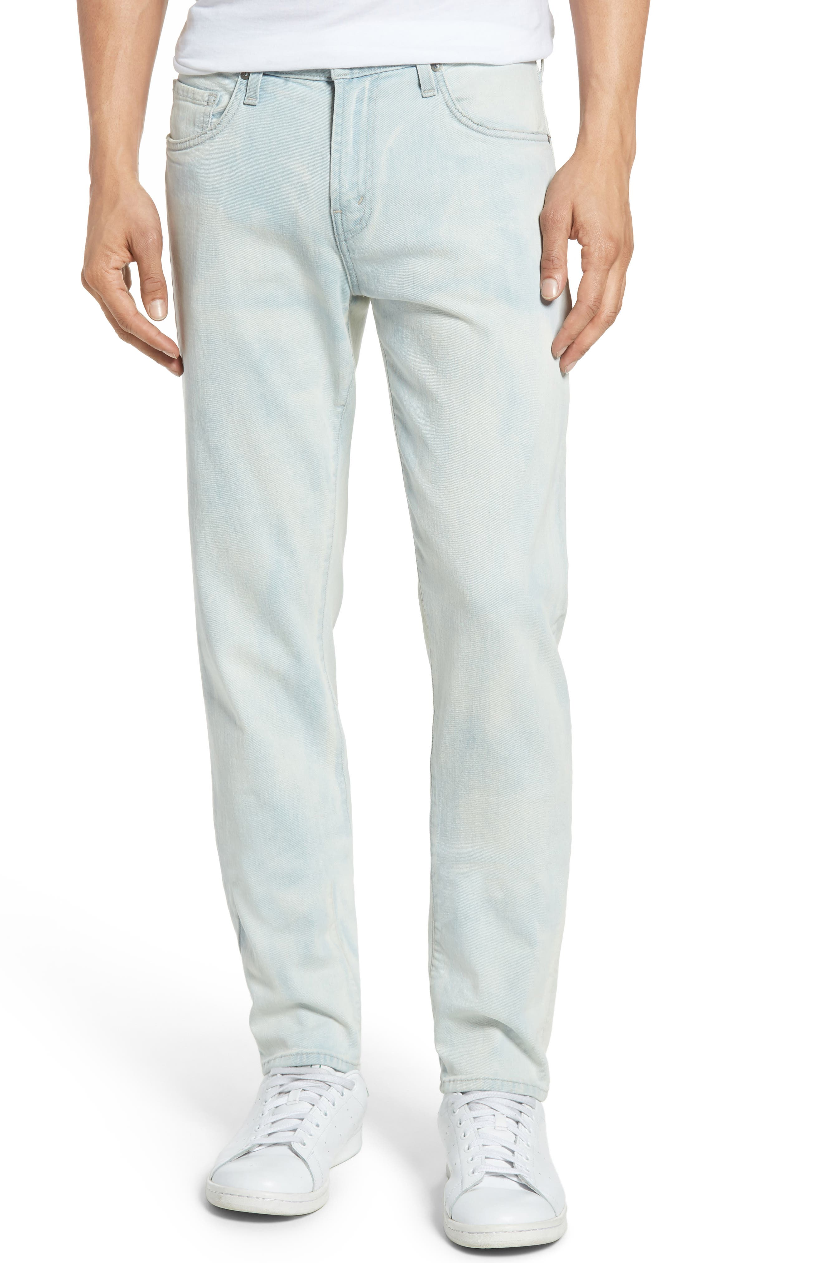 Tyler Slim Fit Jeans,                             Main thumbnail 1, color,                             455