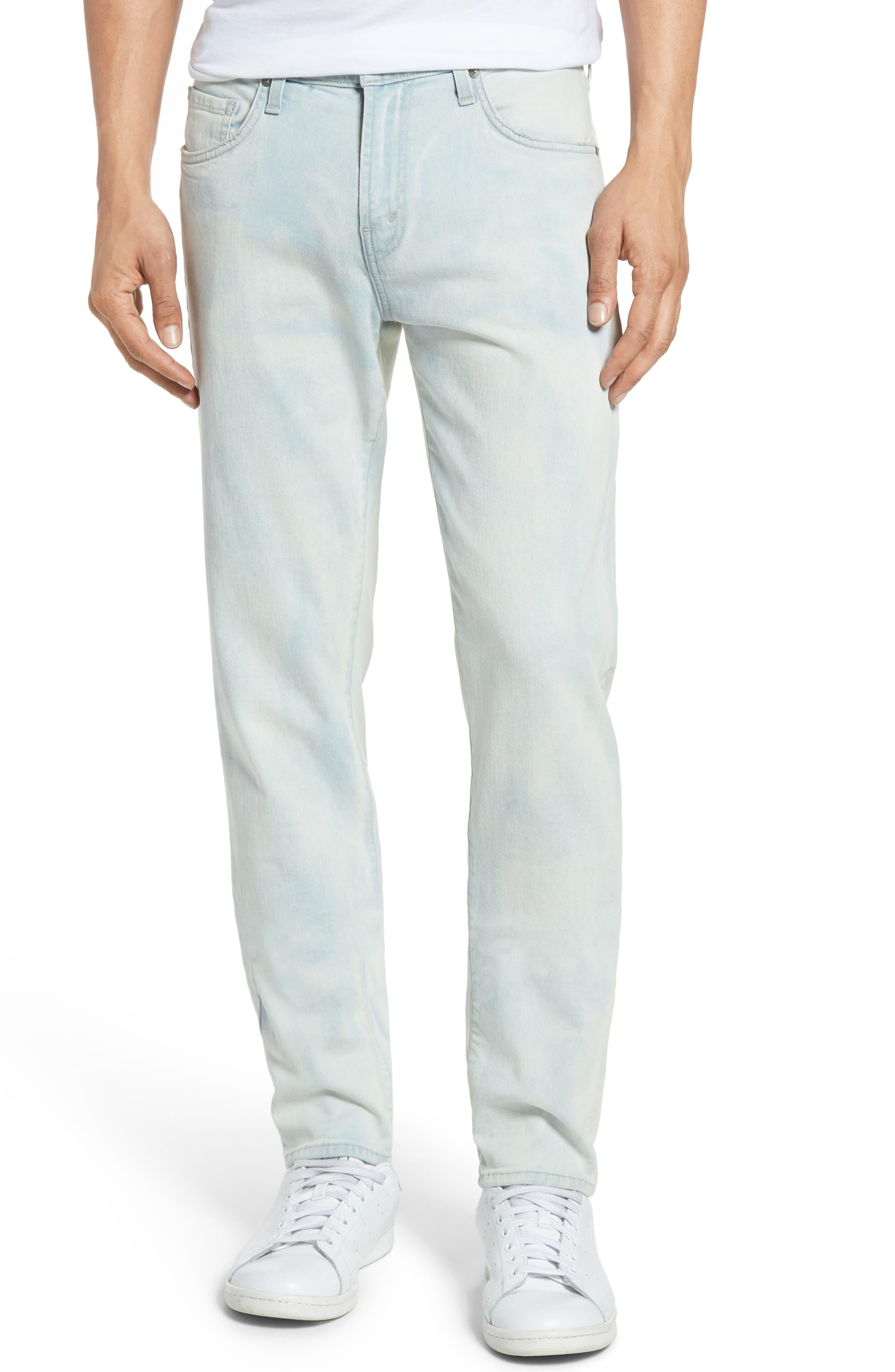 Tyler Slim Fit Jeans,                         Main,                         color, 455