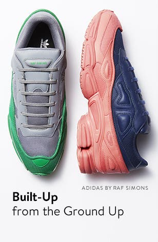 Designer Shoes. Adidas by Raf Simons.