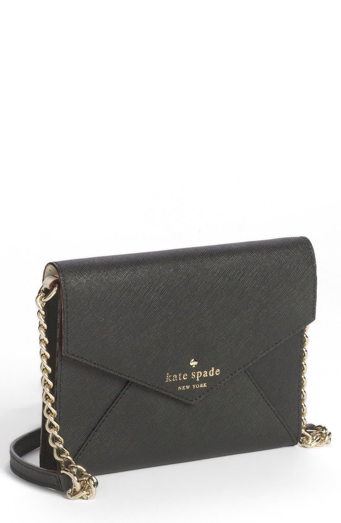 'cedar street - monday' crossbody bag,                             Main thumbnail 1, color,                             001