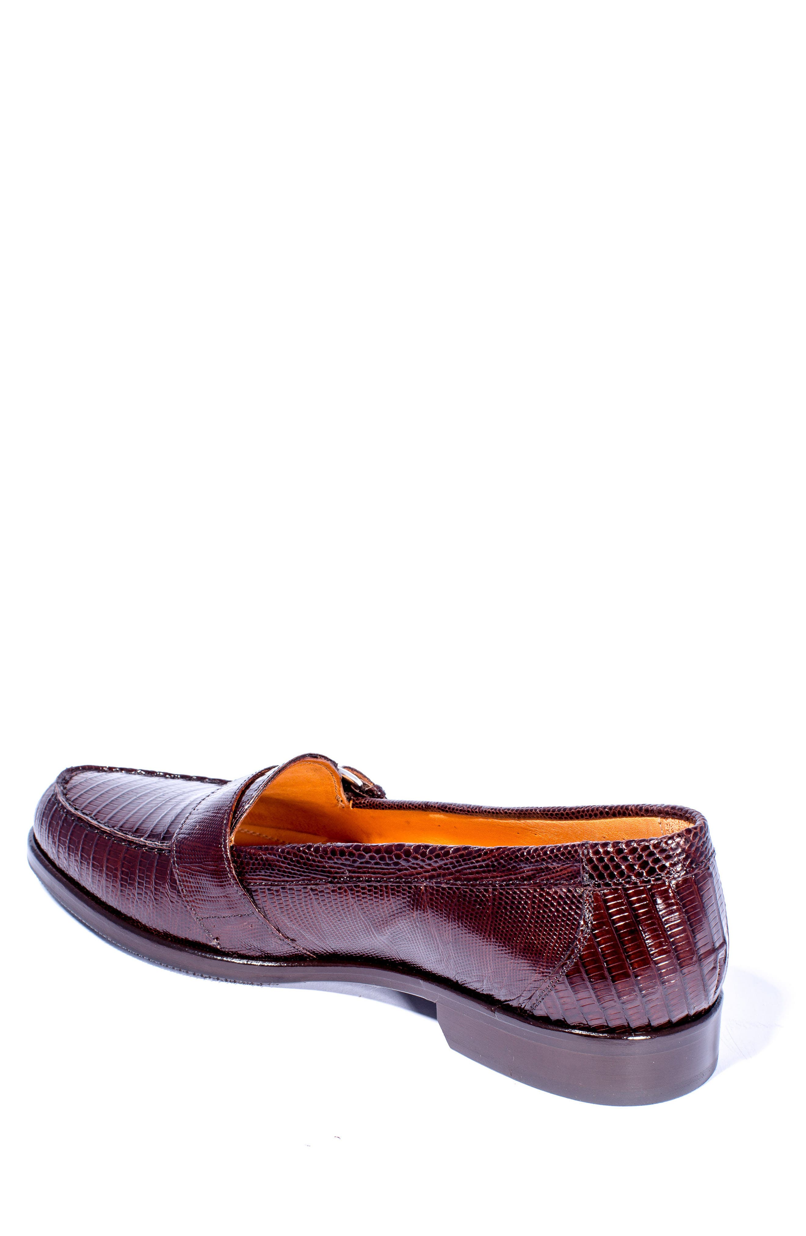 Orlando Teju Ostrich Loafer,                             Alternate thumbnail 4, color,
