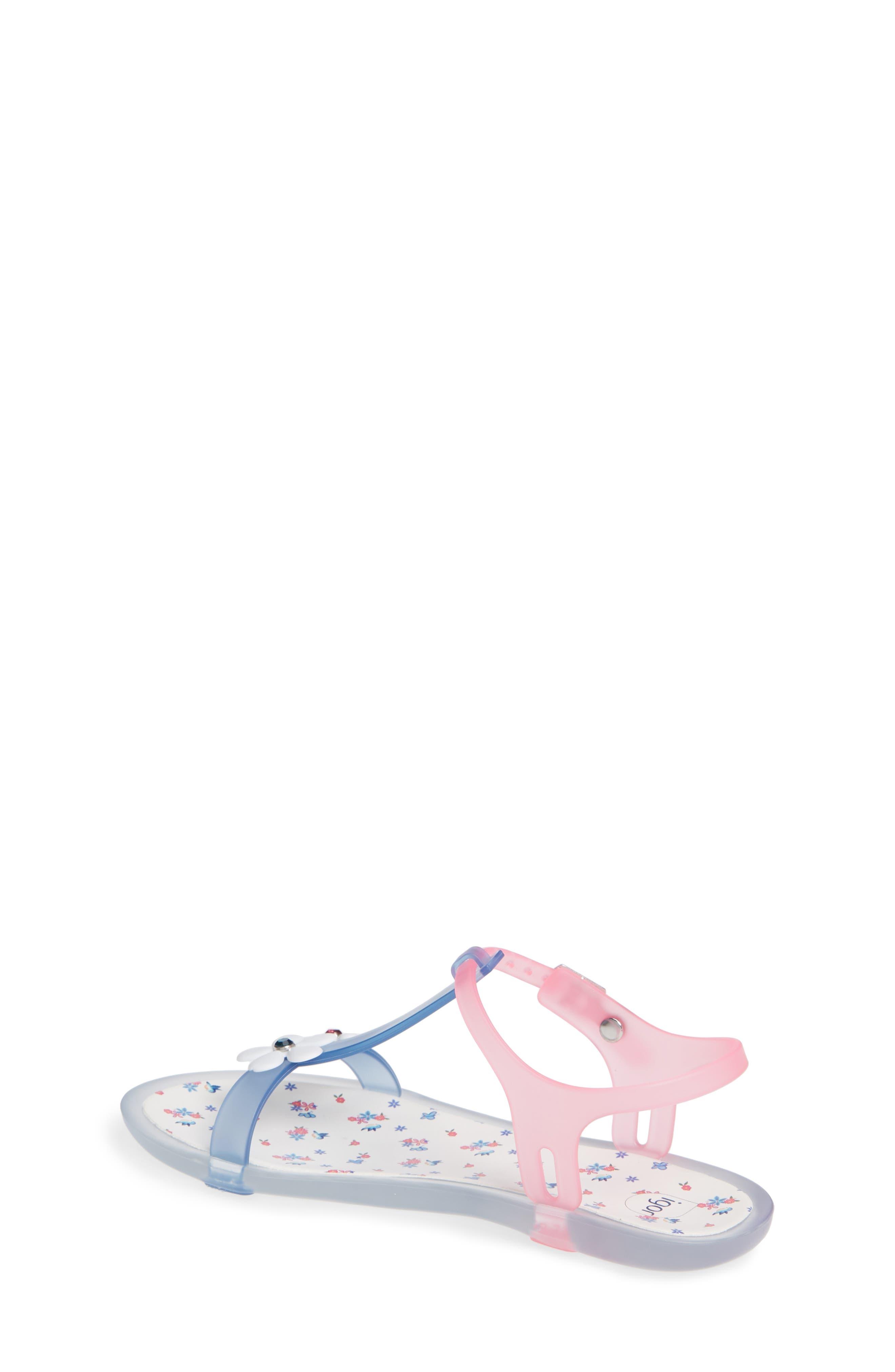 Tricia T-Strap Sandal,                             Alternate thumbnail 4, color,