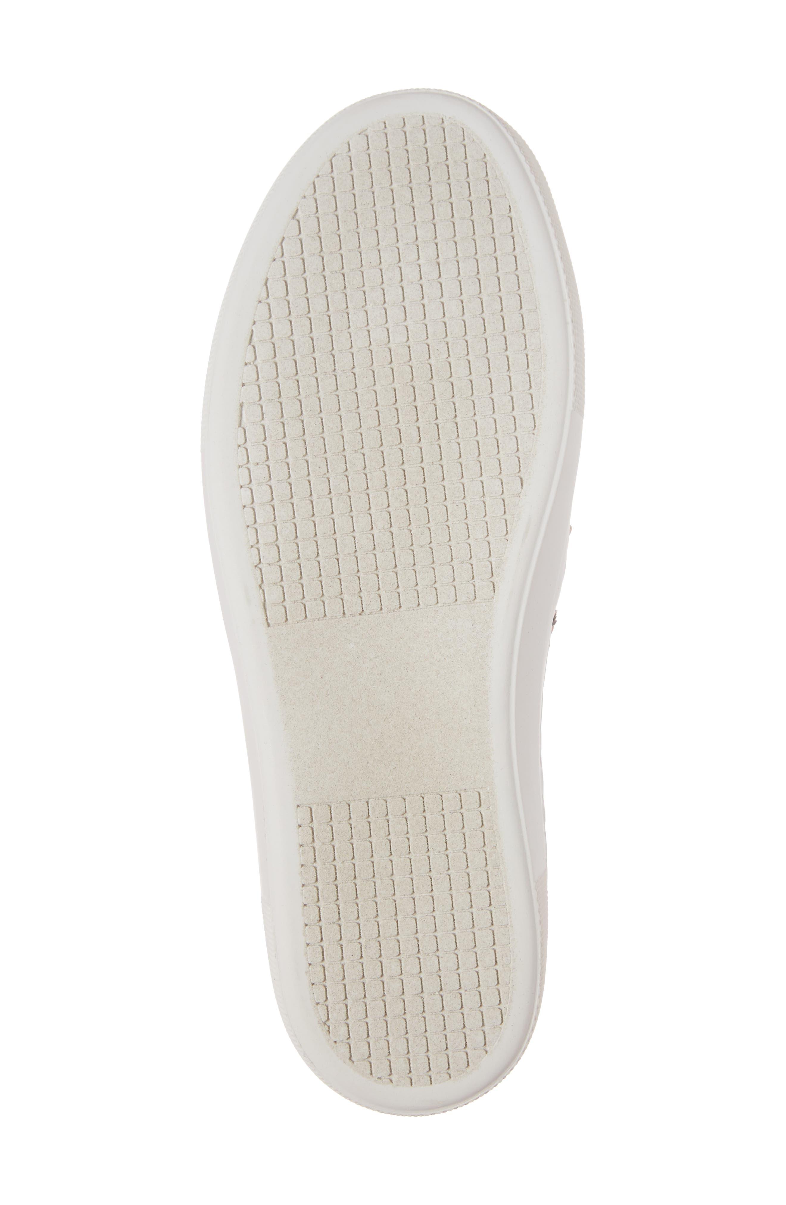 Gills Sequined Slip-On Platform Sneaker,                             Alternate thumbnail 12, color,