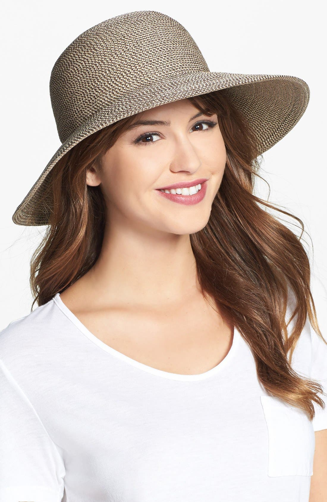 'Squishee<sup>®</sup> IV' Wide Brim Hat,                             Main thumbnail 2, color,