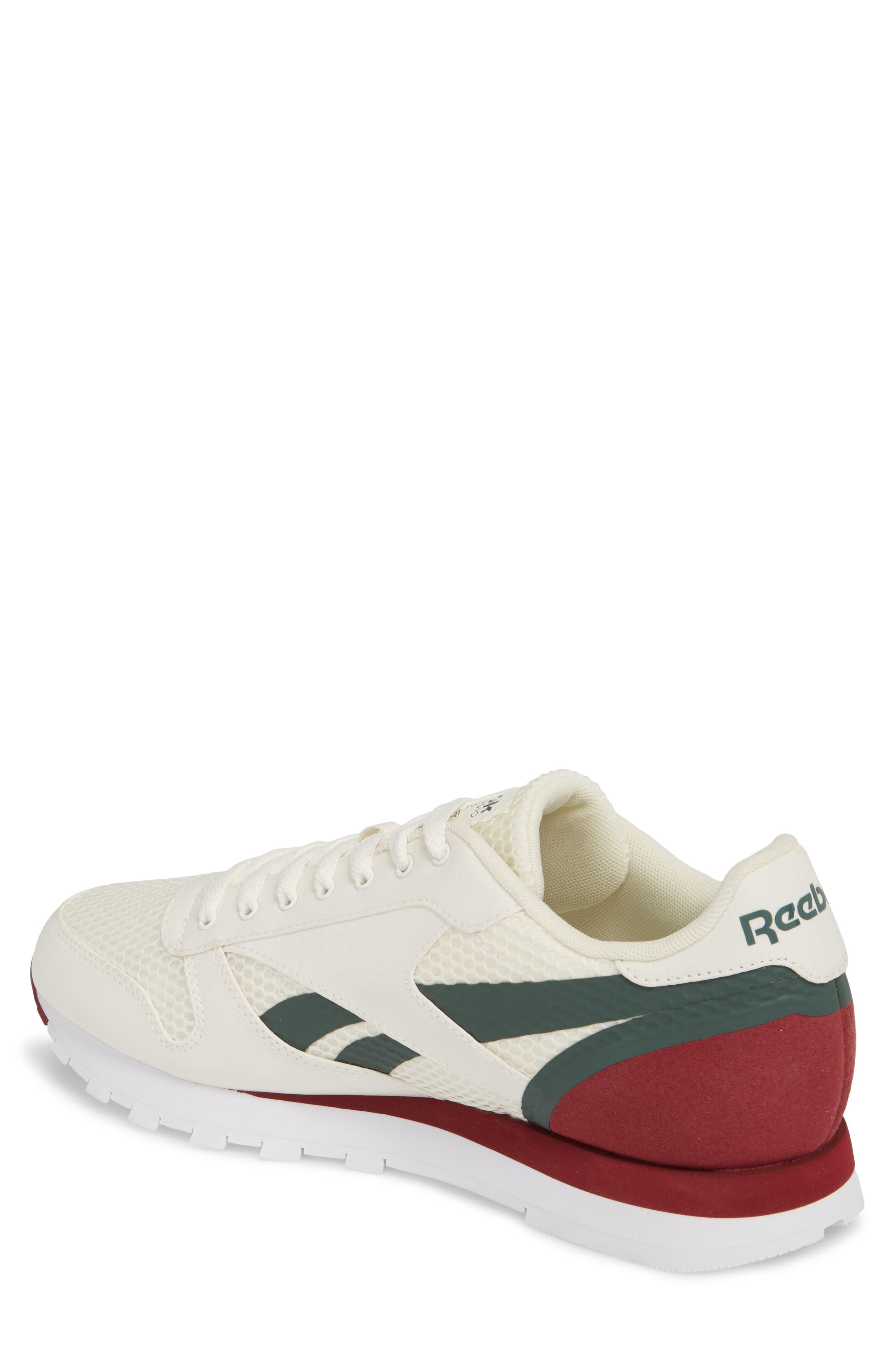 Classic Leather MVS Sneaker,                             Alternate thumbnail 6, color,