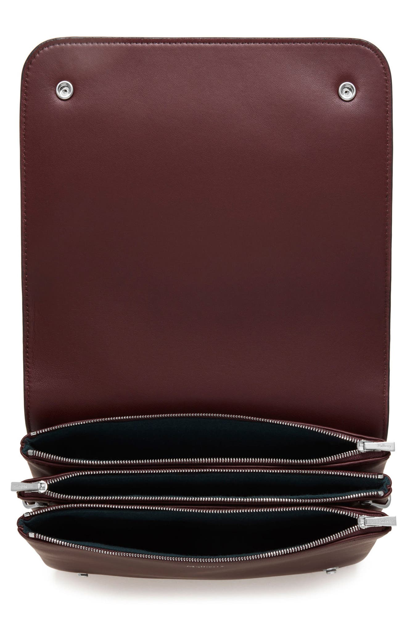 Clifton Leather Bag,                             Alternate thumbnail 3, color,                             930