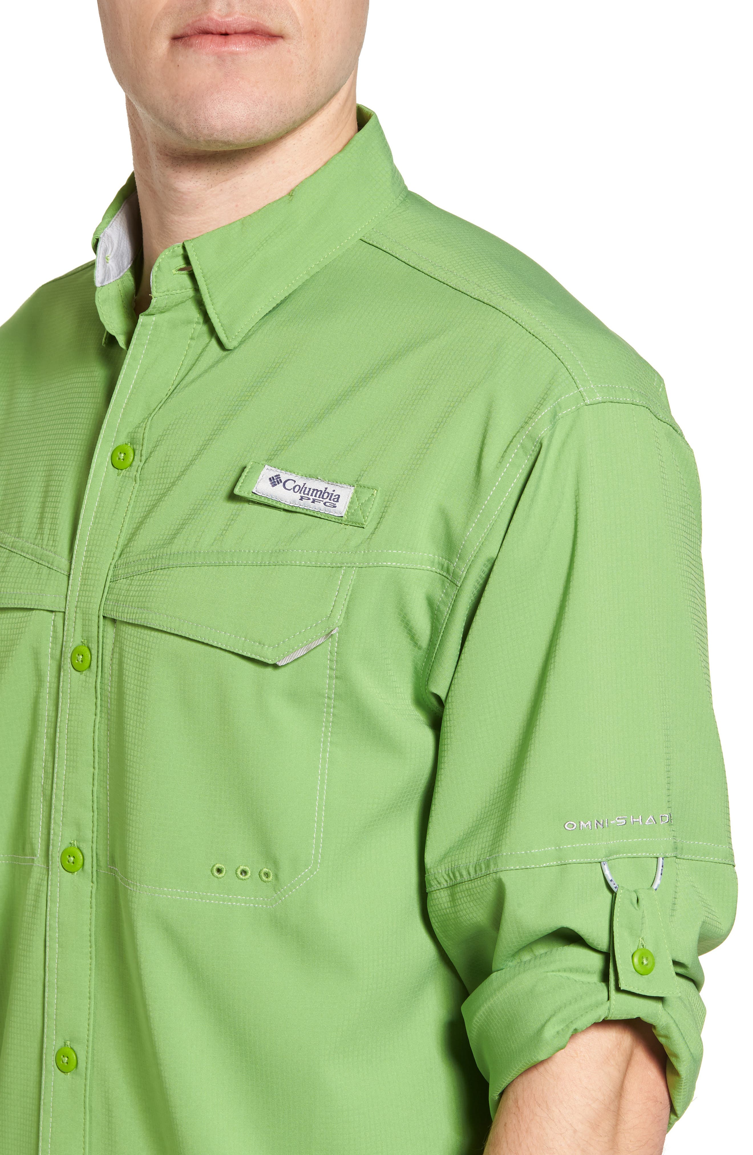 Low Drag Offshore Woven Shirt,                             Alternate thumbnail 35, color,