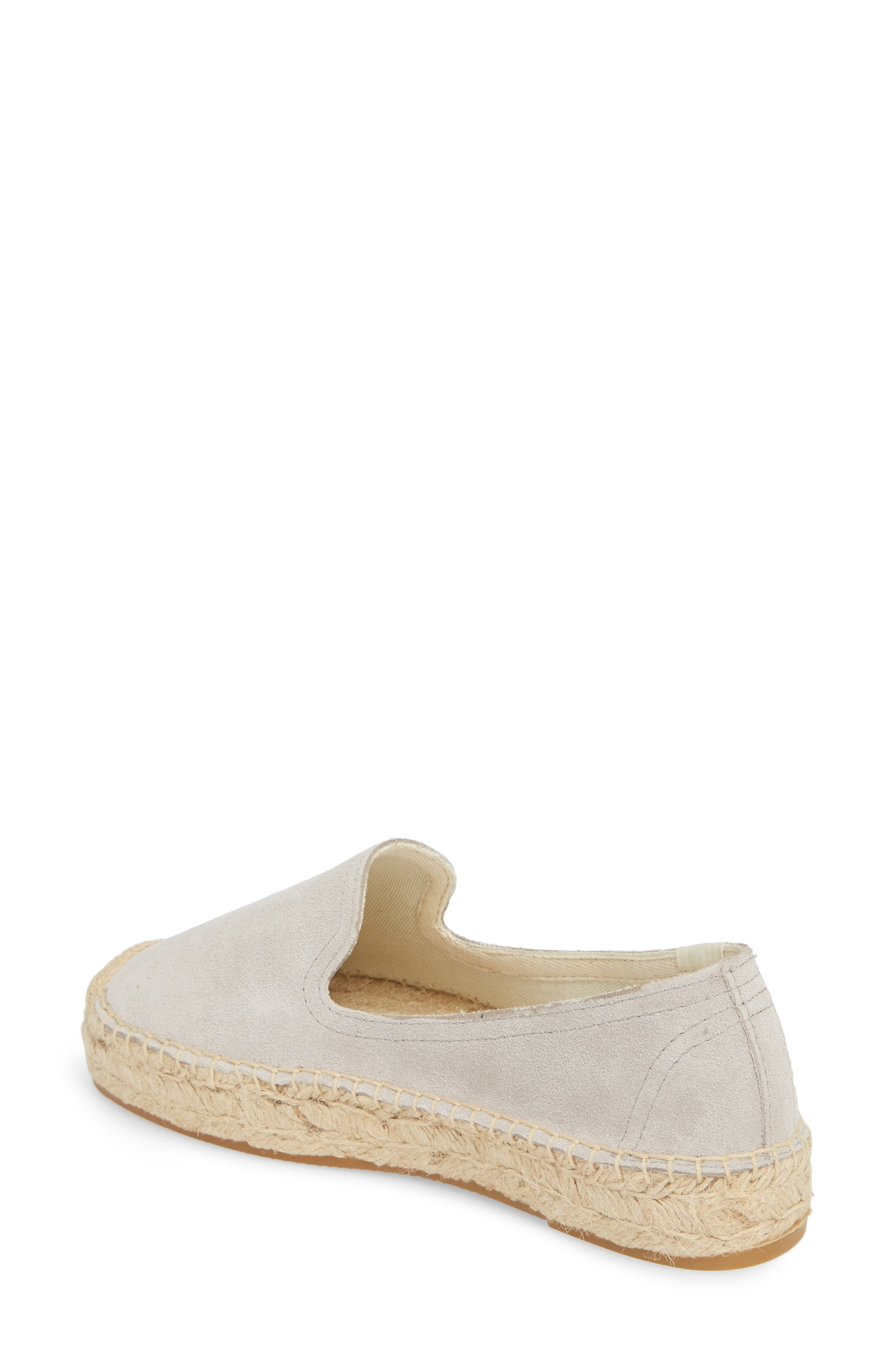 Espadrille Loafer,                             Alternate thumbnail 2, color,                             STONE