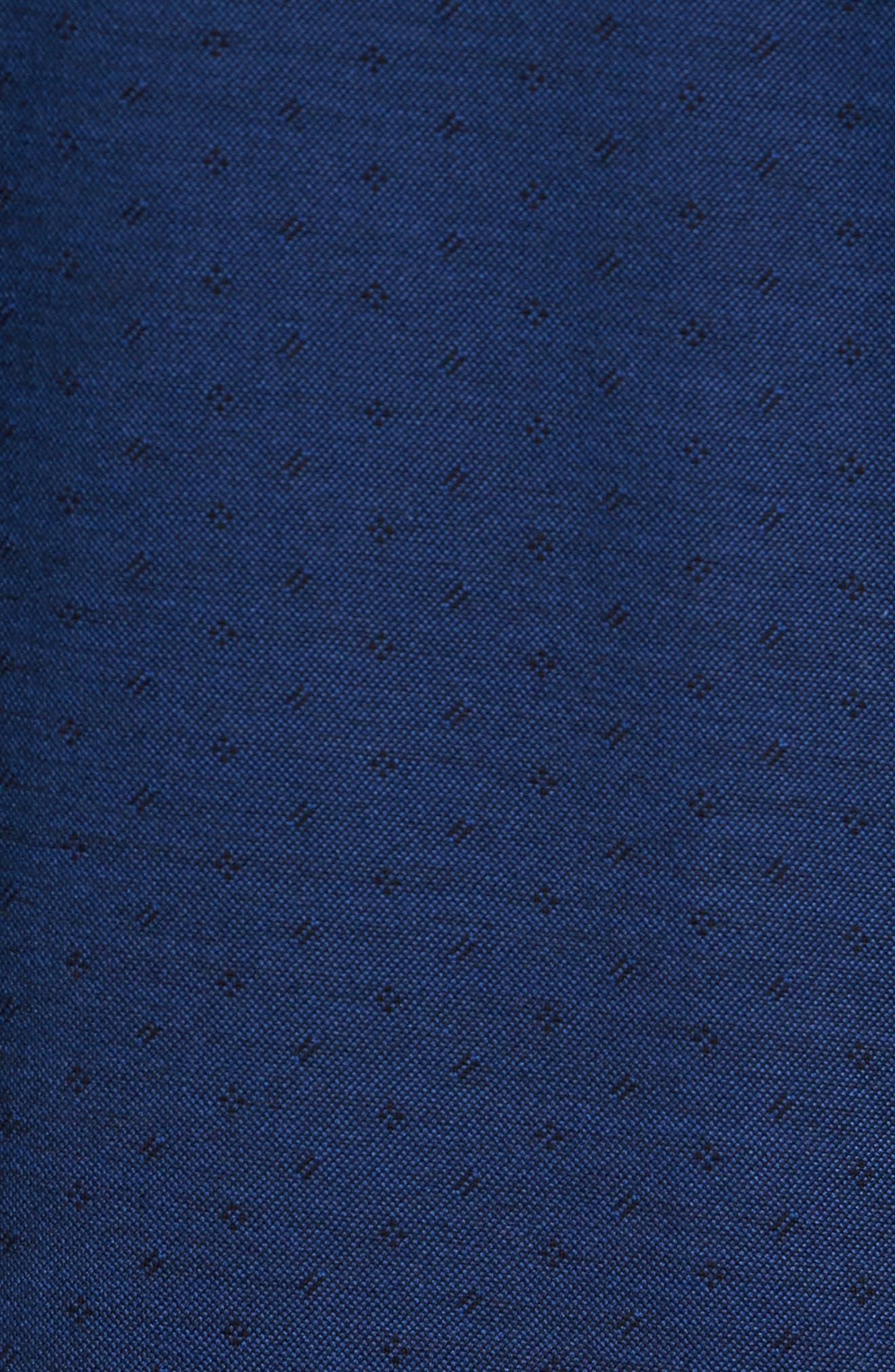 Jacquard Knit Sport Shirt,                             Alternate thumbnail 19, color,