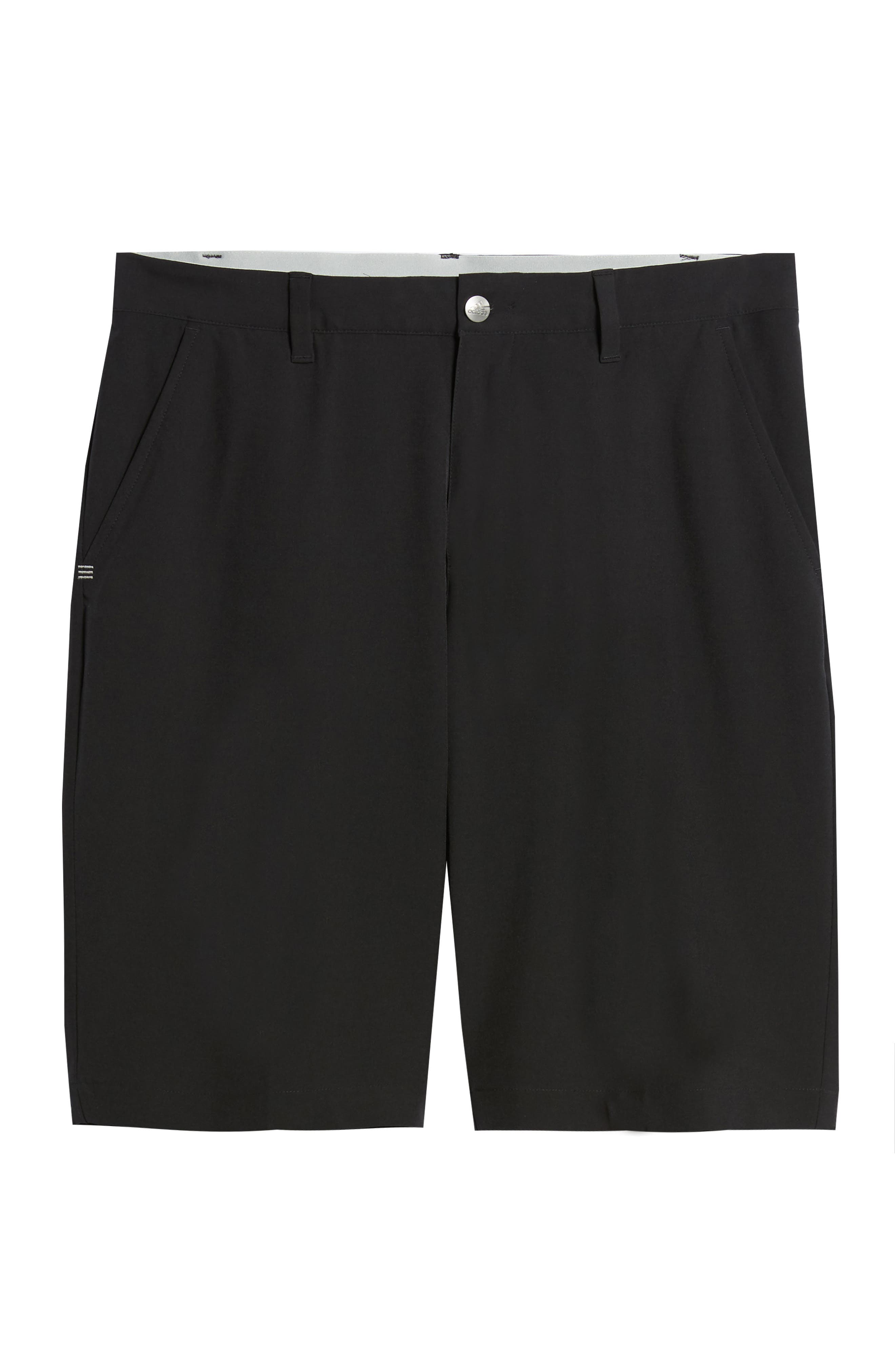adidas Essentials Ultimate 365 Regular Fit Shorts,                             Alternate thumbnail 6, color,                             001