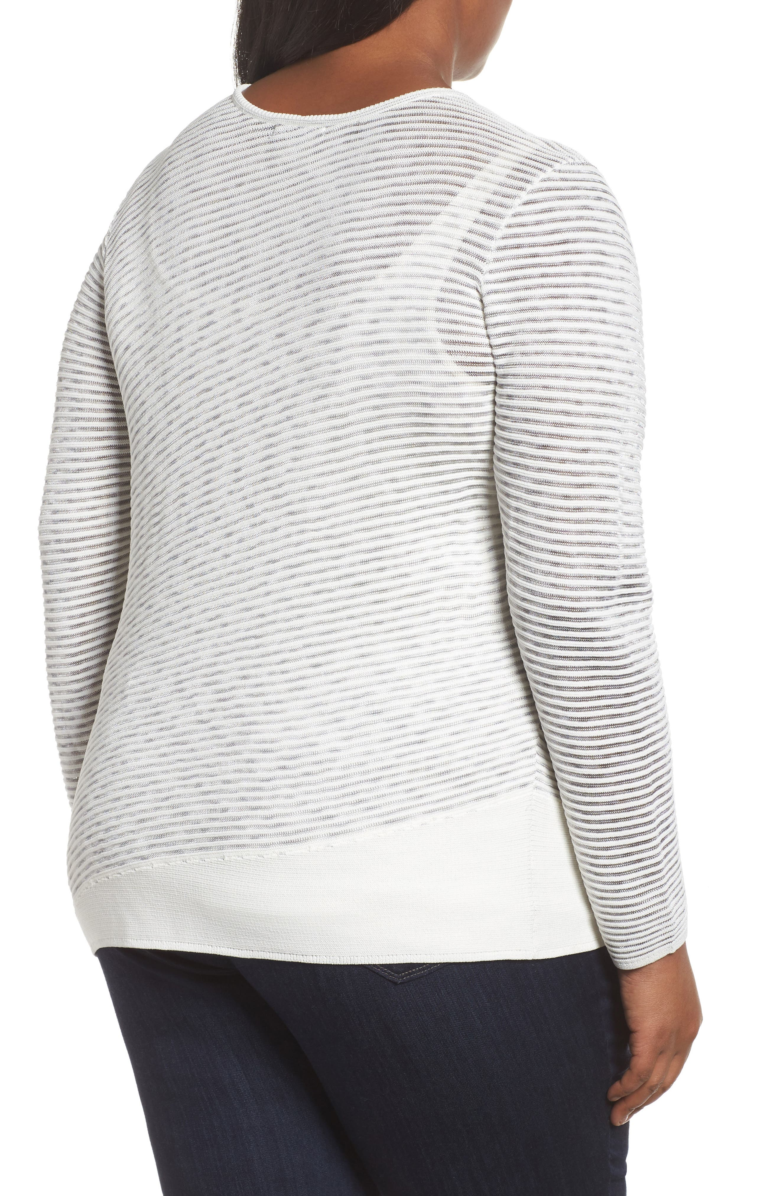 This Is Living Knit Top,                             Alternate thumbnail 3, color,