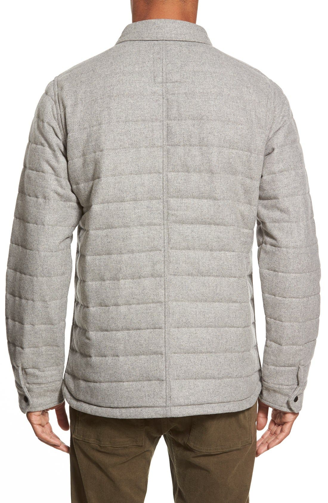 Quilted Field Jacket,                             Alternate thumbnail 2, color,                             050