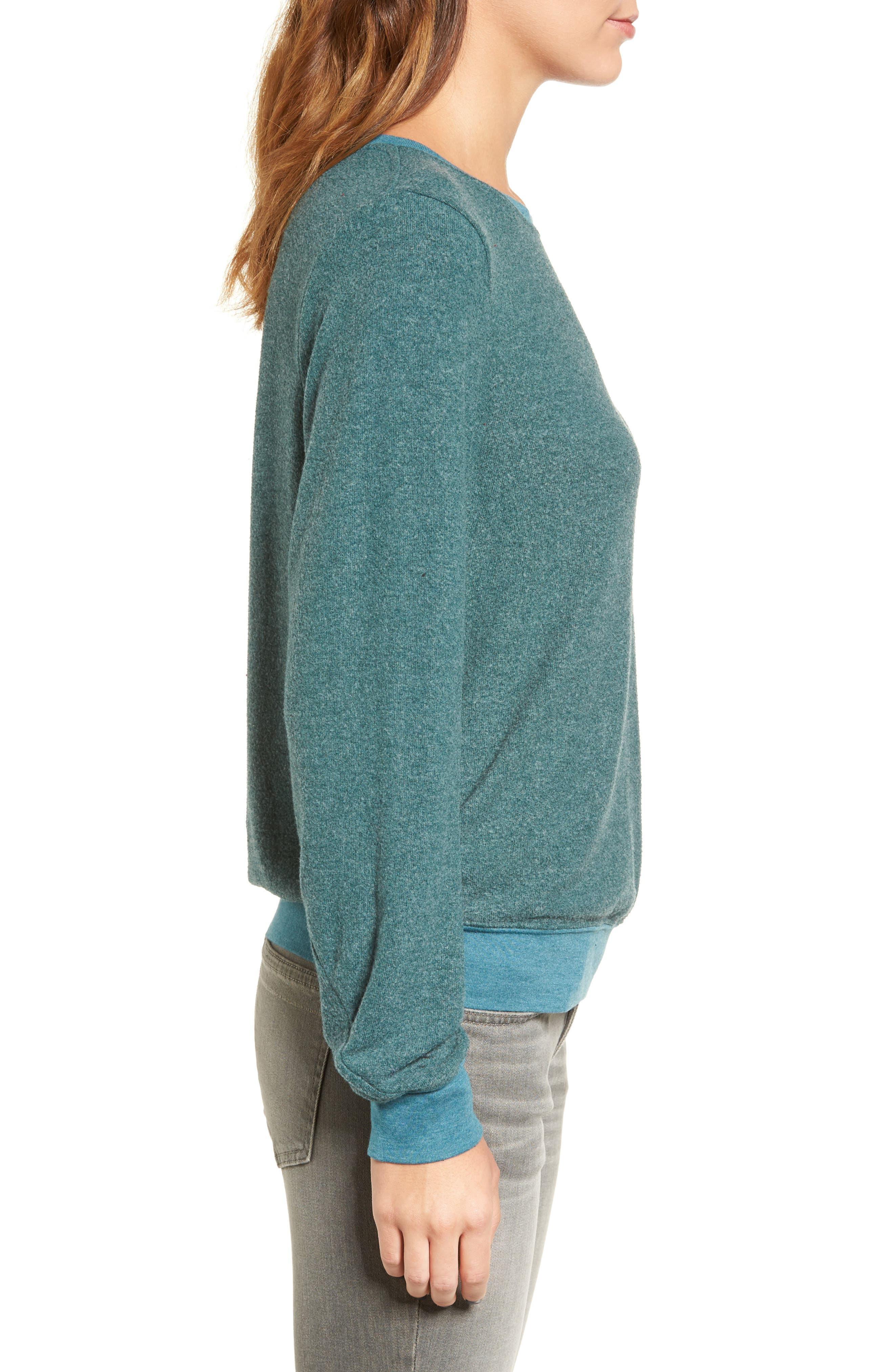 'Baggy Beach Jumper' Pullover,                             Alternate thumbnail 112, color,