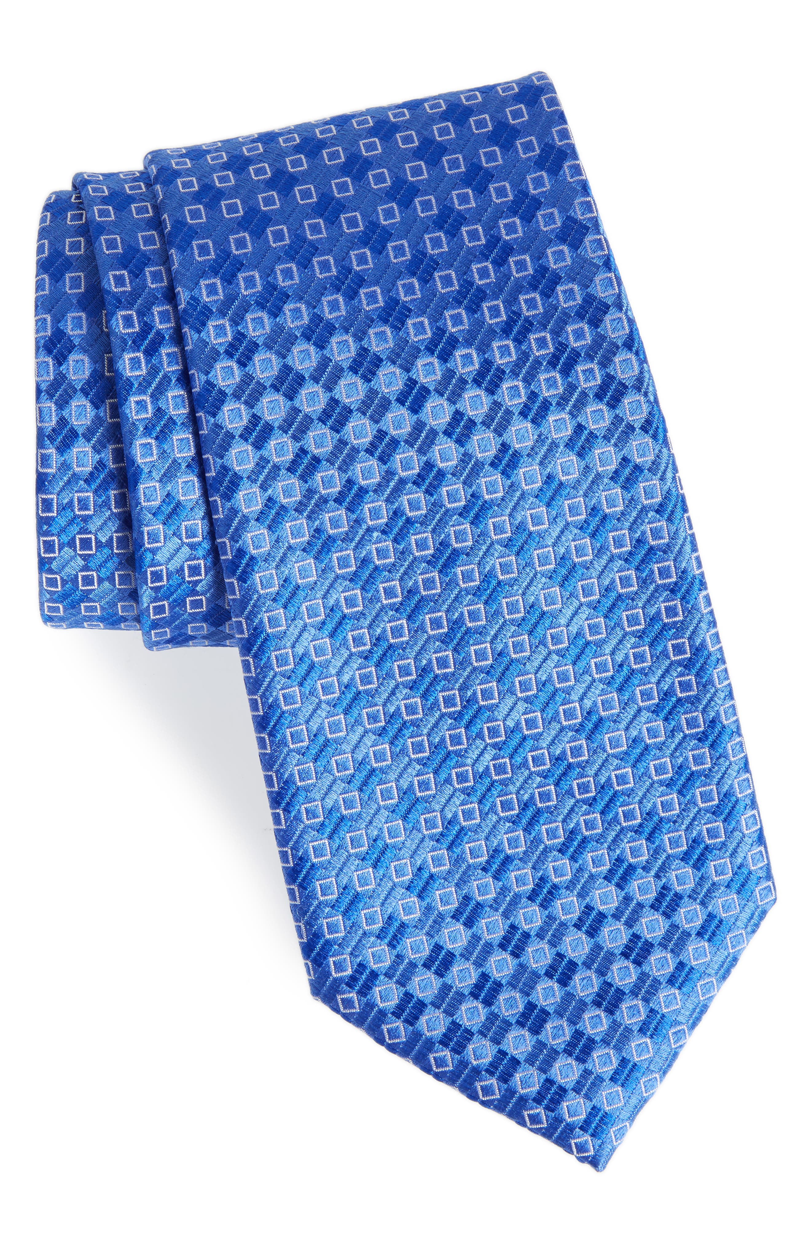Middletown Geometric Silk Tie,                             Main thumbnail 2, color,