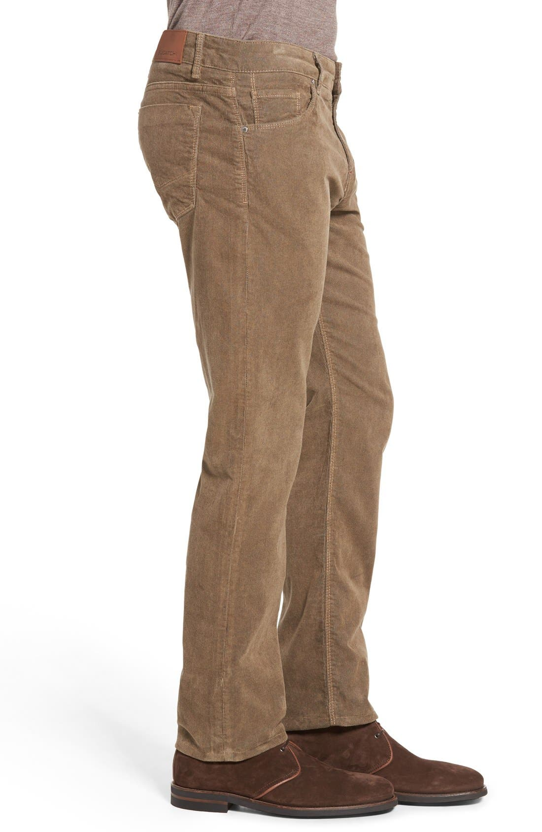 Slim Fit Corduroy Pants,                             Alternate thumbnail 20, color,