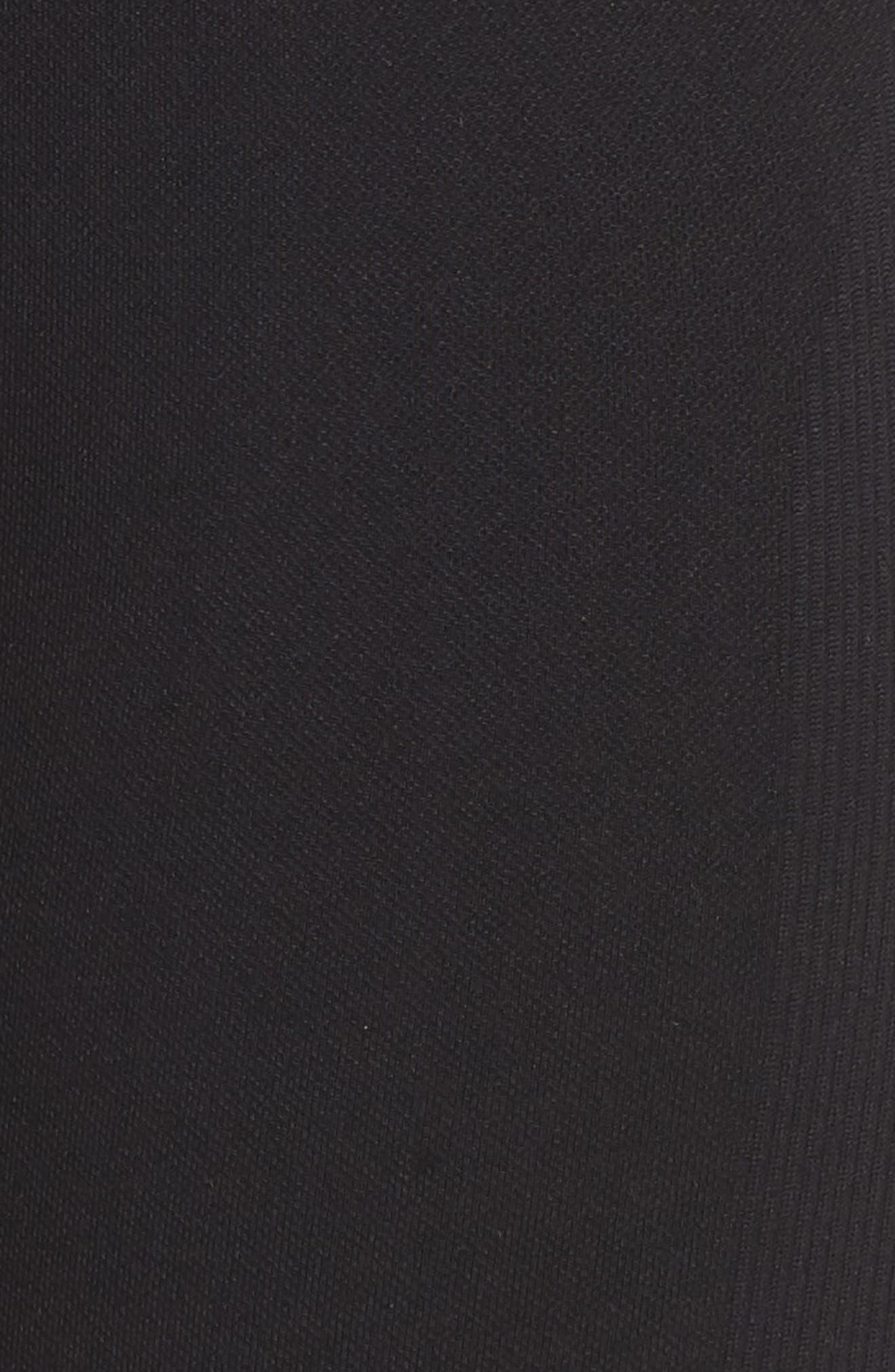 Eight Eight High Waist Leggings,                             Alternate thumbnail 6, color,                             EIGHT EIGHT LEGGNG BLACK