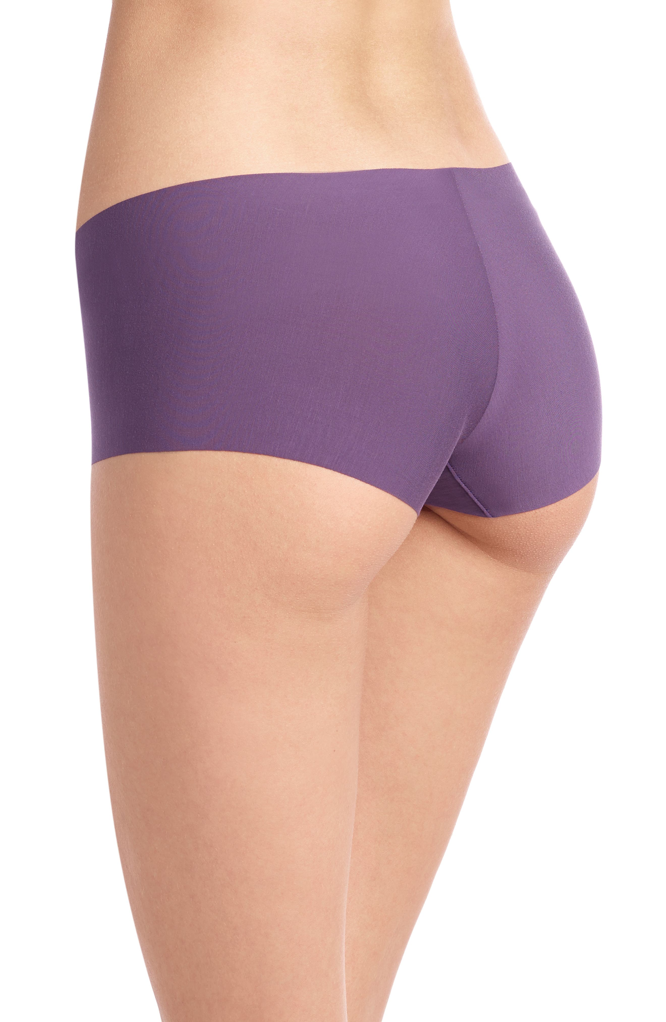 Butter Seamless Hipster Panties,                             Alternate thumbnail 18, color,