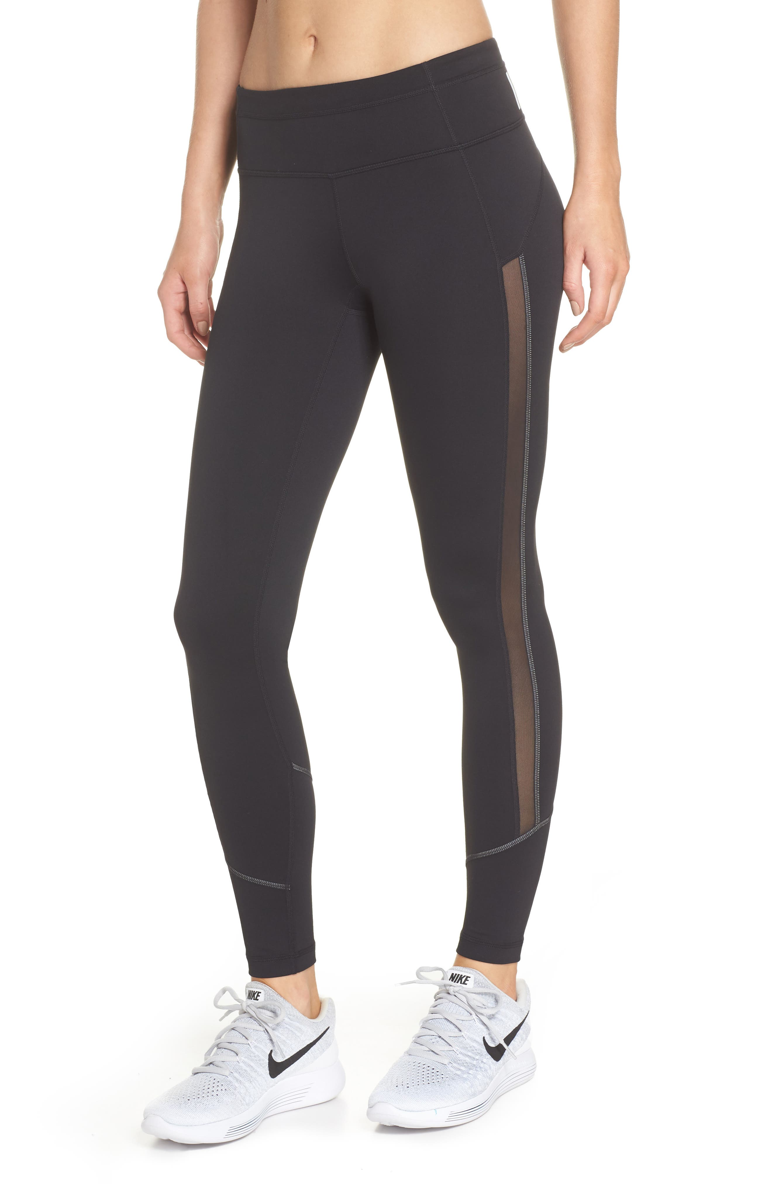 All In Vision Ankle Leggings,                         Main,                         color, 001