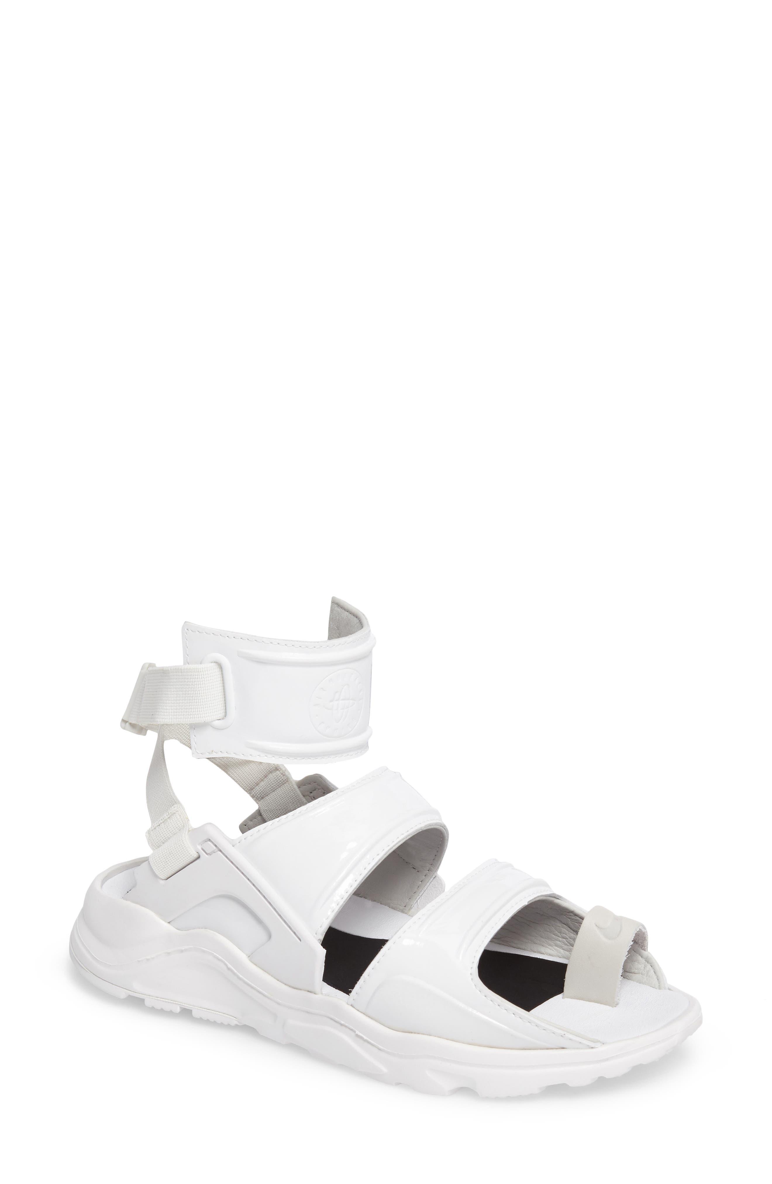 Air Huarache Gladiator Sandal,                         Main,                         color,