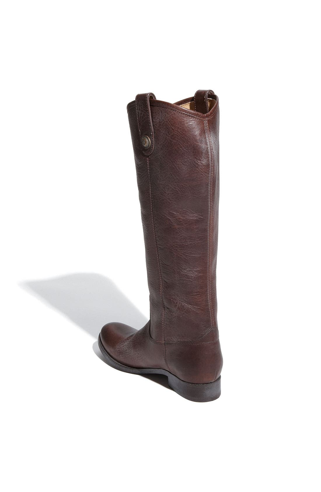 'Melissa Button' Leather Riding Boot,                             Alternate thumbnail 85, color,