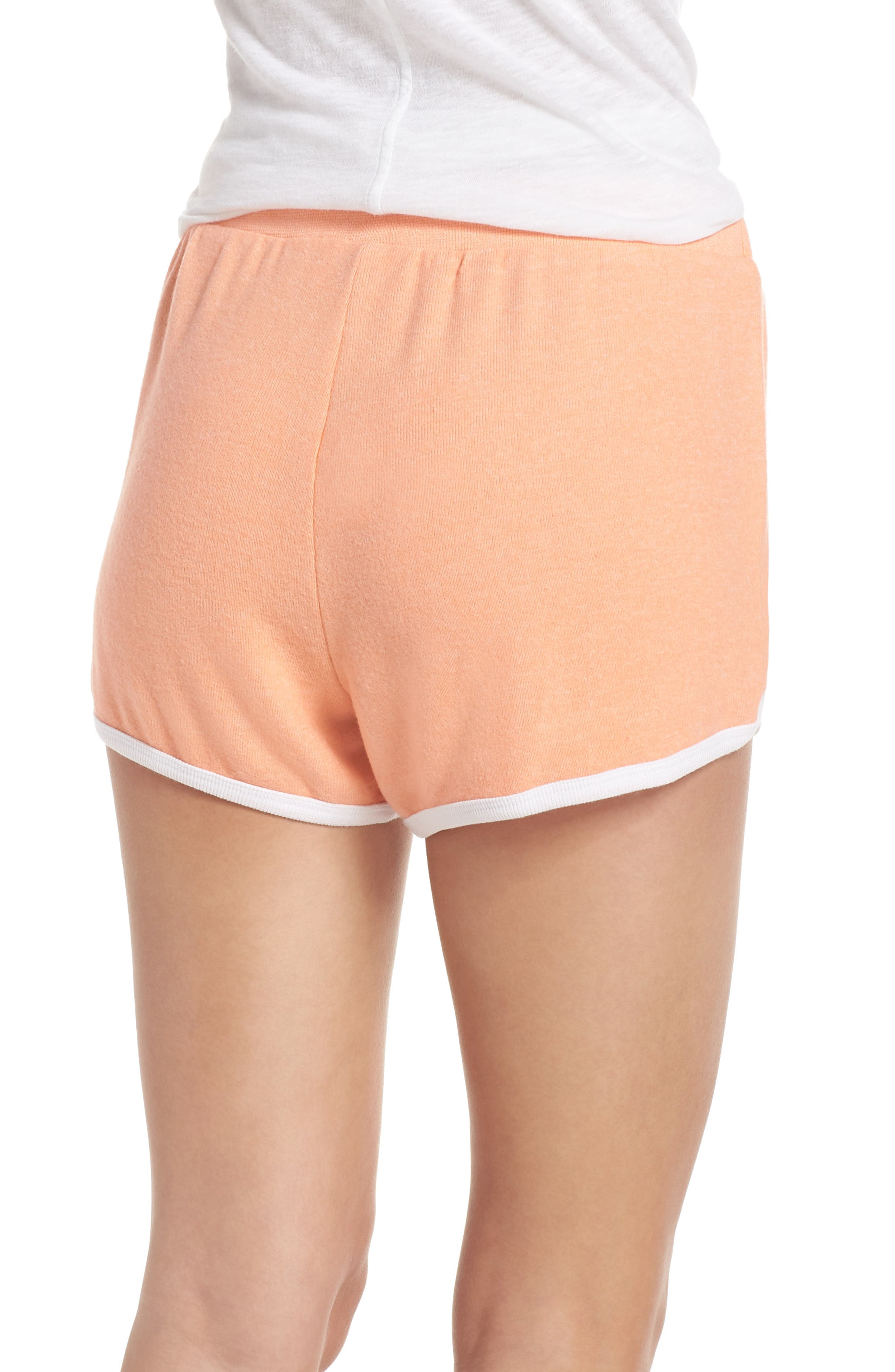 Too Cool Shorts,                             Alternate thumbnail 2, color,                             CORAL PINK