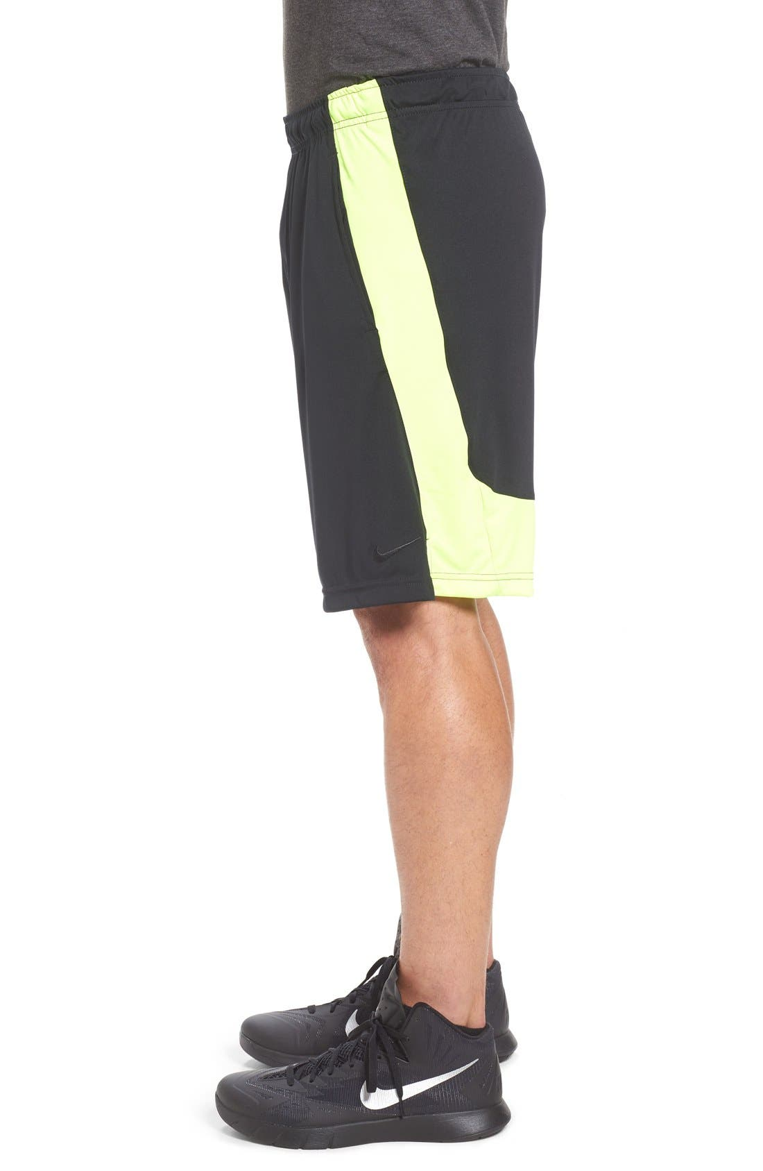 'Fly' Dri-FIT Training Shorts,                             Alternate thumbnail 48, color,