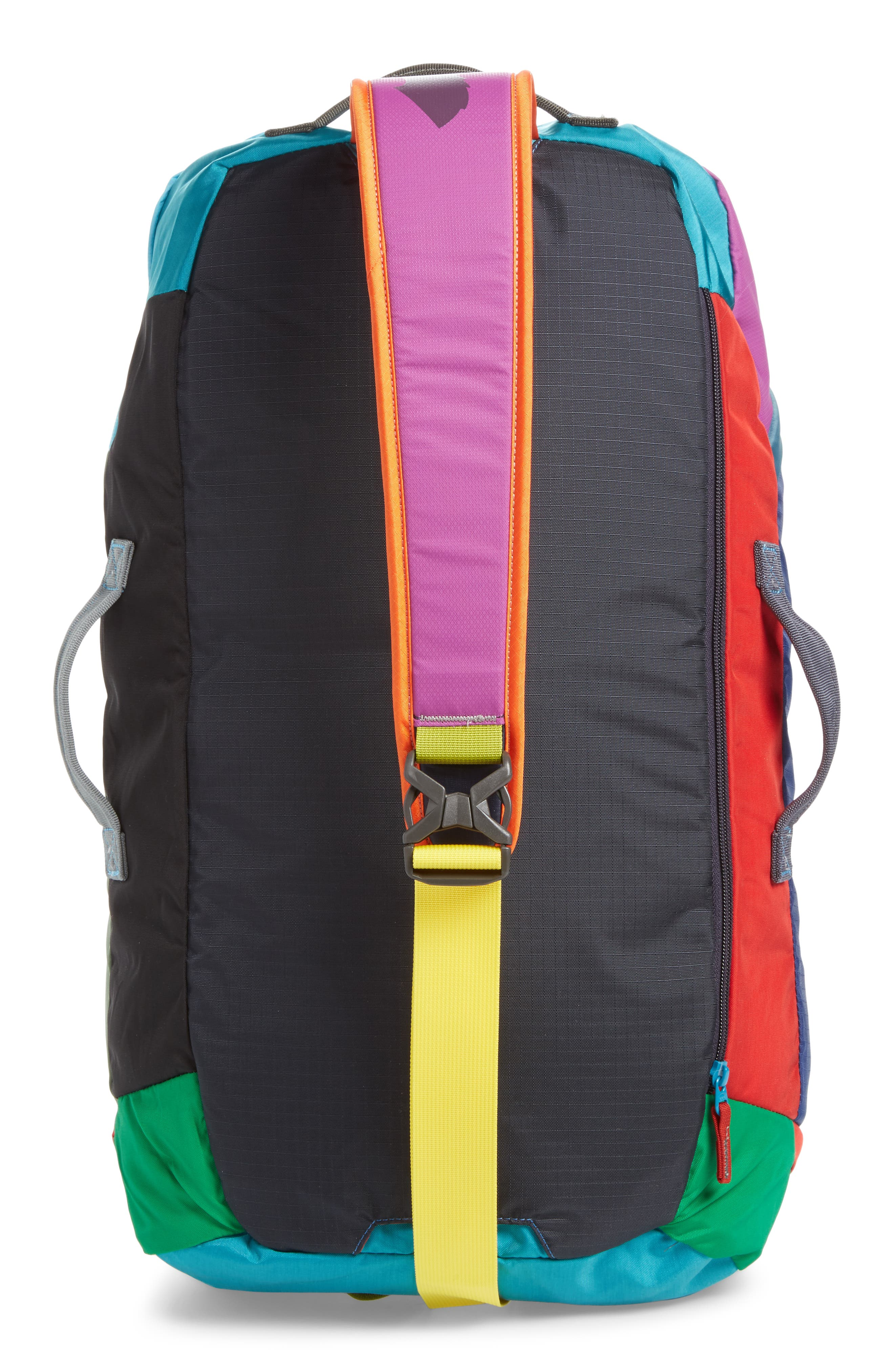 Uyuni One of a Kind Duffel Backpack,                             Alternate thumbnail 3, color,