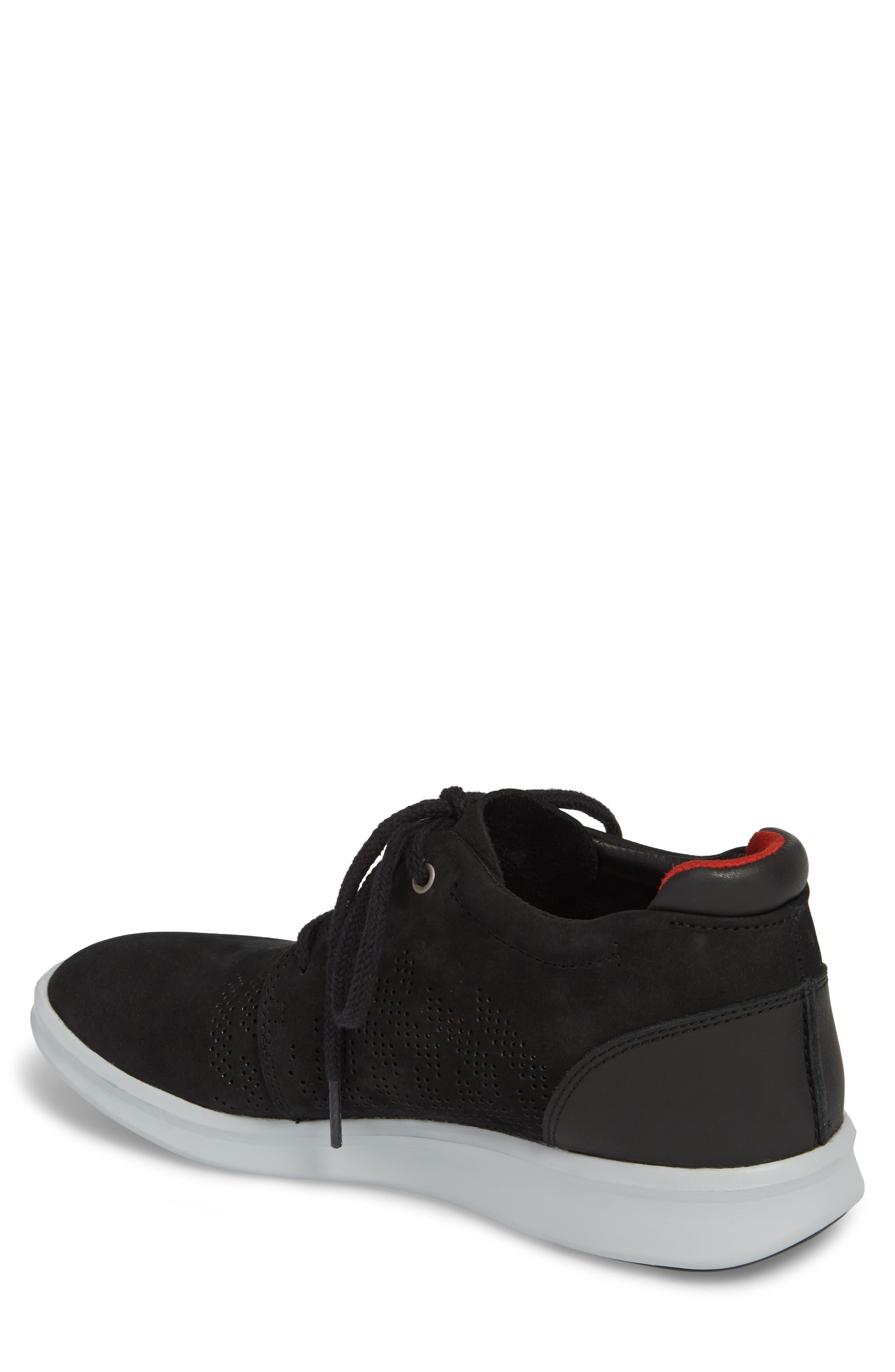 UGG<SUP>®</SUP>,                             Larken Chukka Sneaker,                             Alternate thumbnail 2, color,                             001