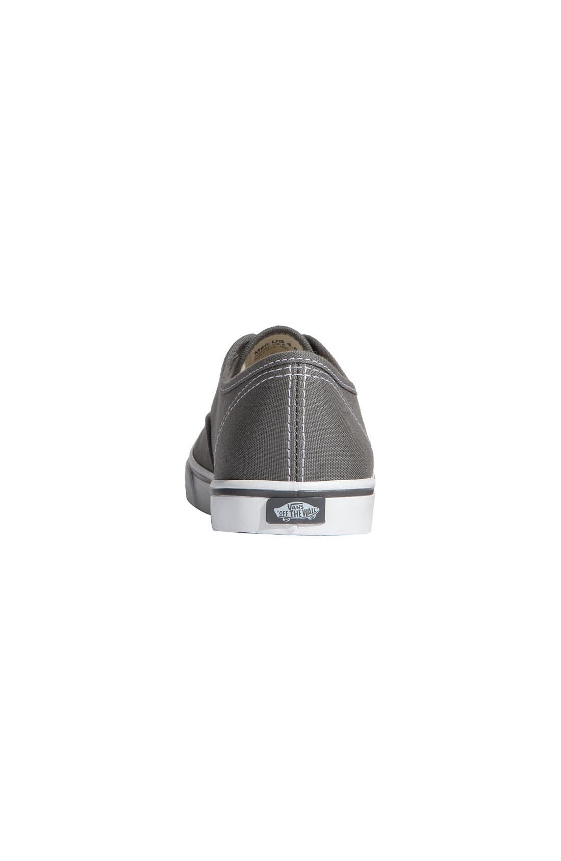 'Authentic - Lo Pro' Sneaker,                             Alternate thumbnail 2, color,                             021
