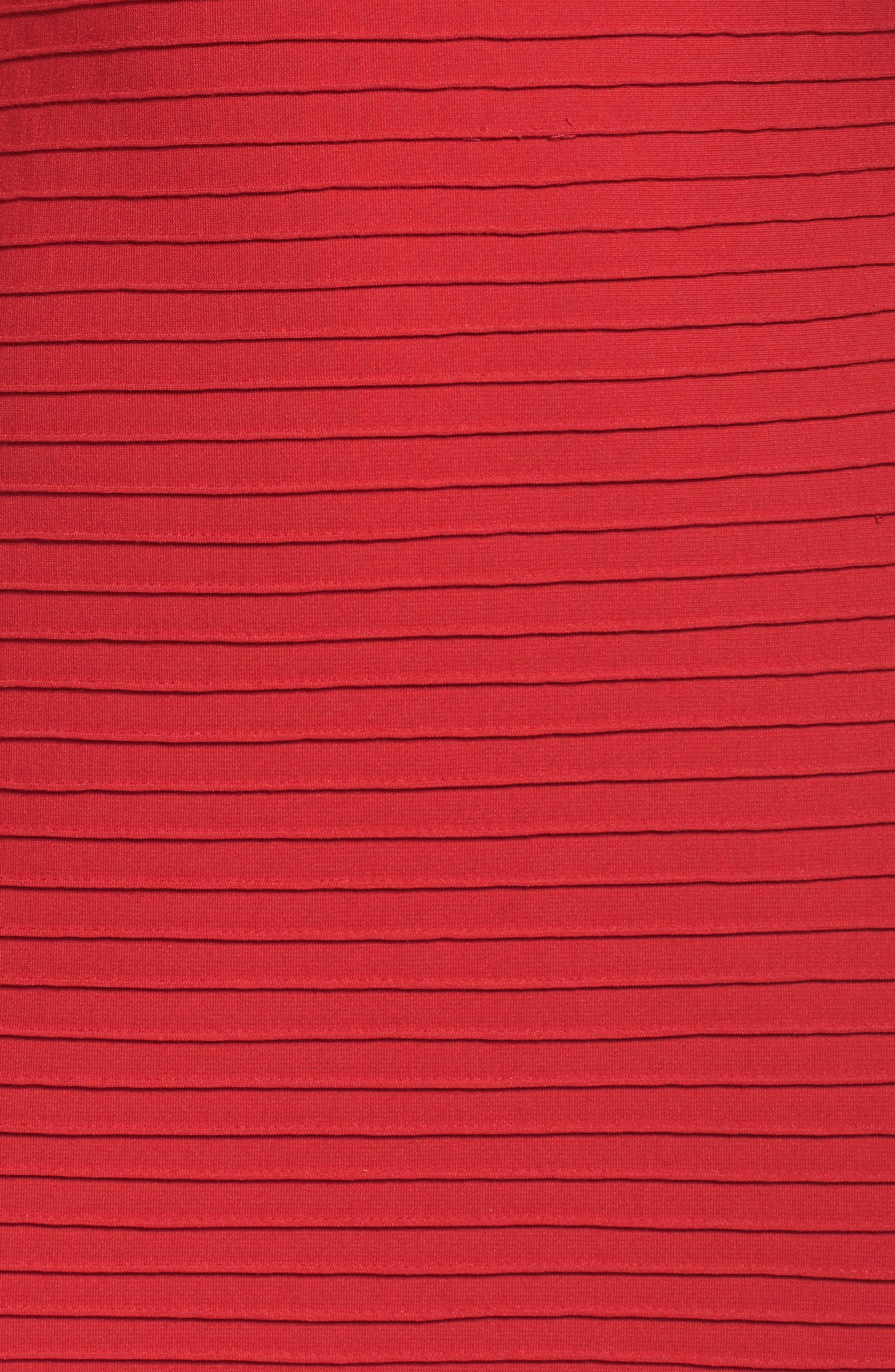 Sleeveless Pintuck Dress,                             Alternate thumbnail 5, color,