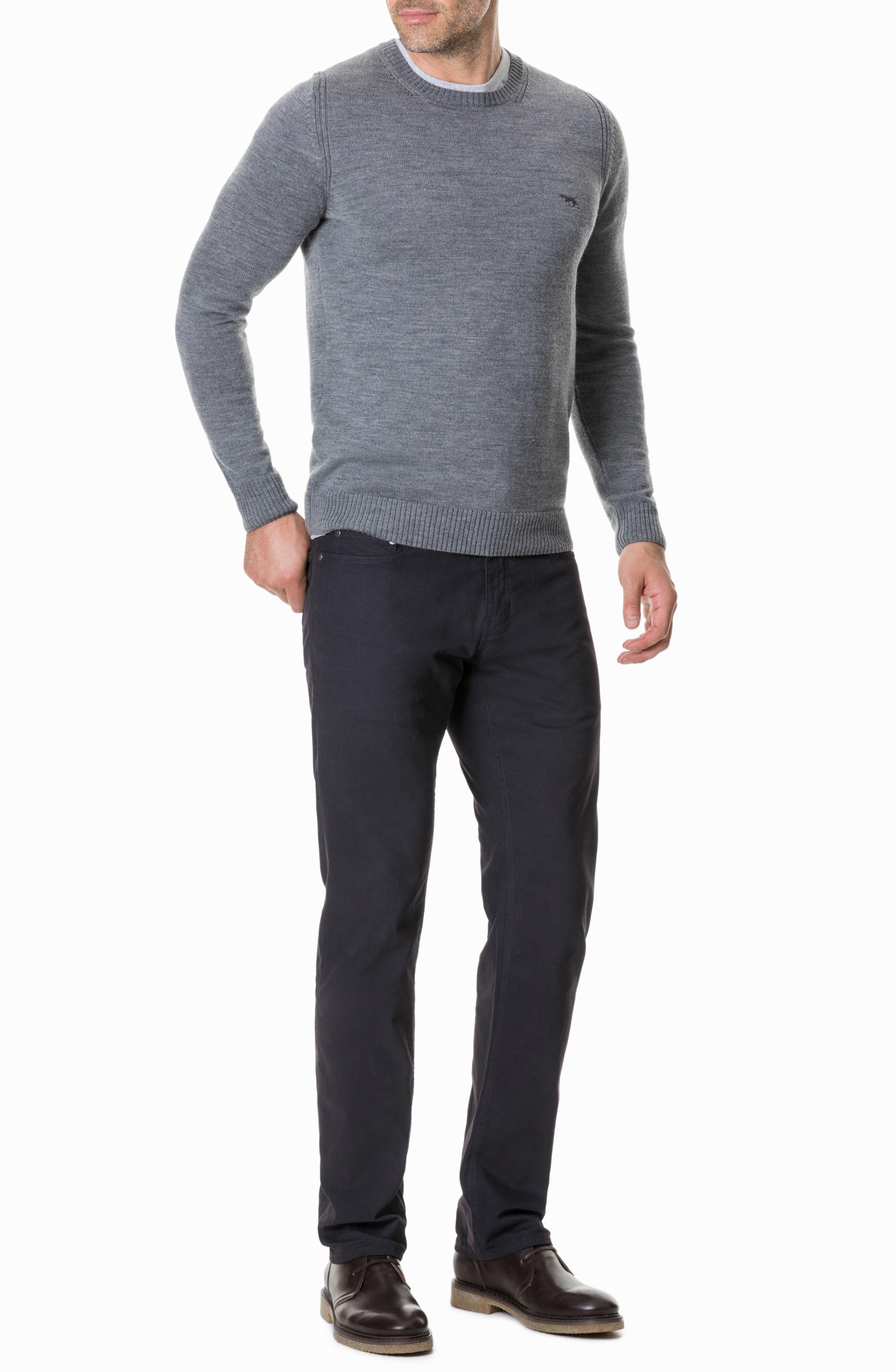 Gala Street Sweater,                             Alternate thumbnail 4, color,                             SMOKE
