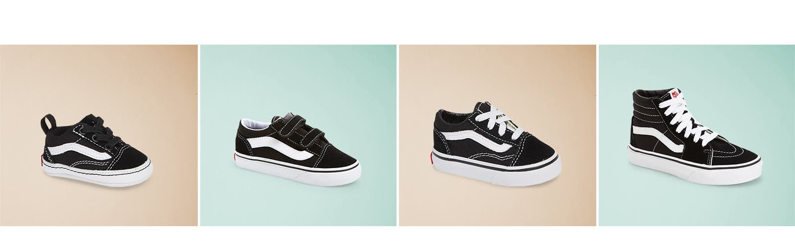The coolest boys' sneakers from Vans, Nike and more.