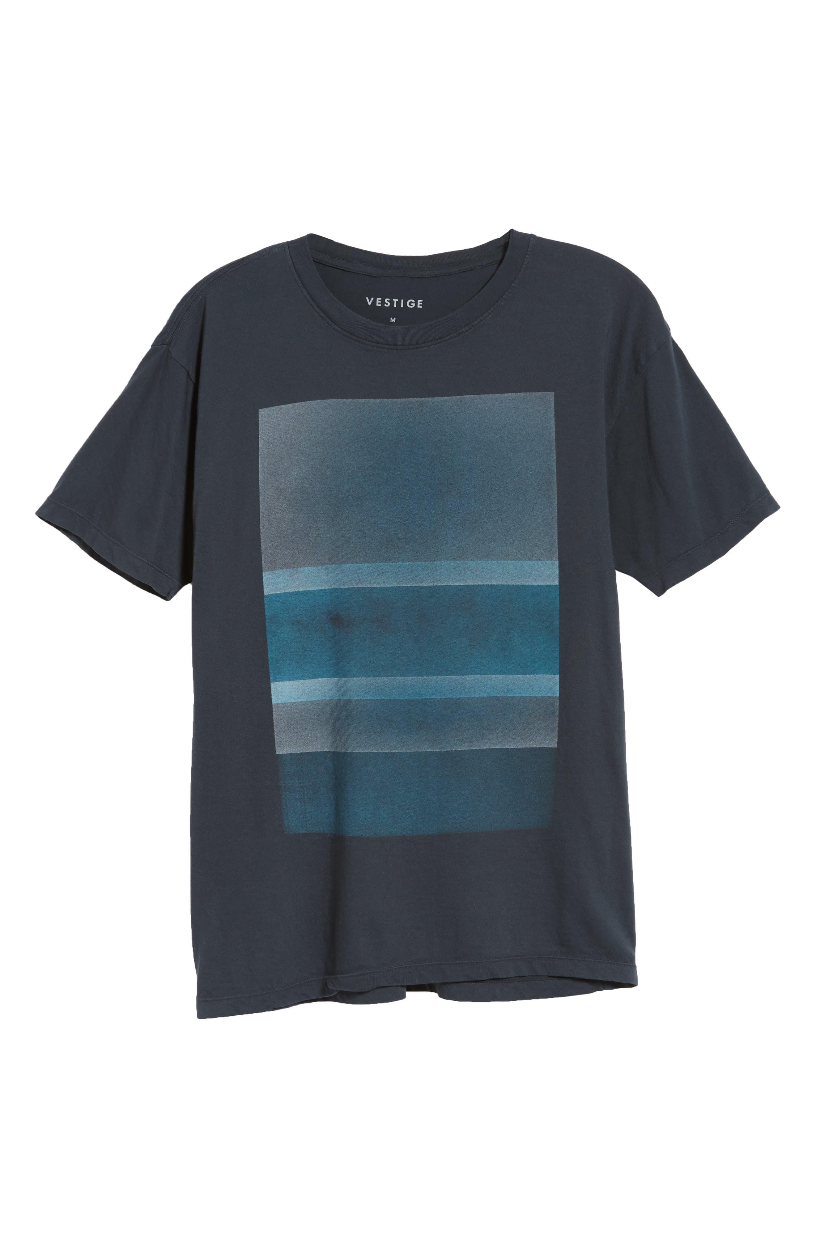 Graphic T-Shirt,                             Alternate thumbnail 6, color,                             CARBON