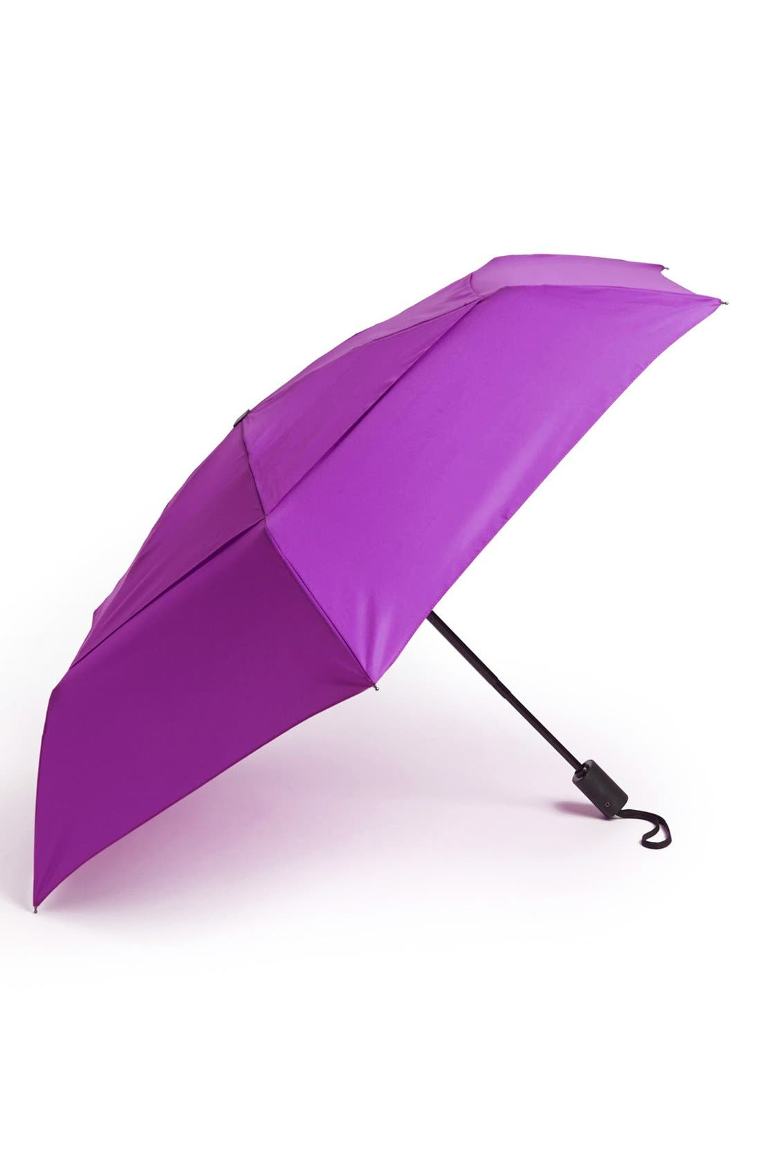 'WindPro<sup>®</sup>' Auto Open & Close Umbrella,                             Main thumbnail 1, color,                             HYACINTH