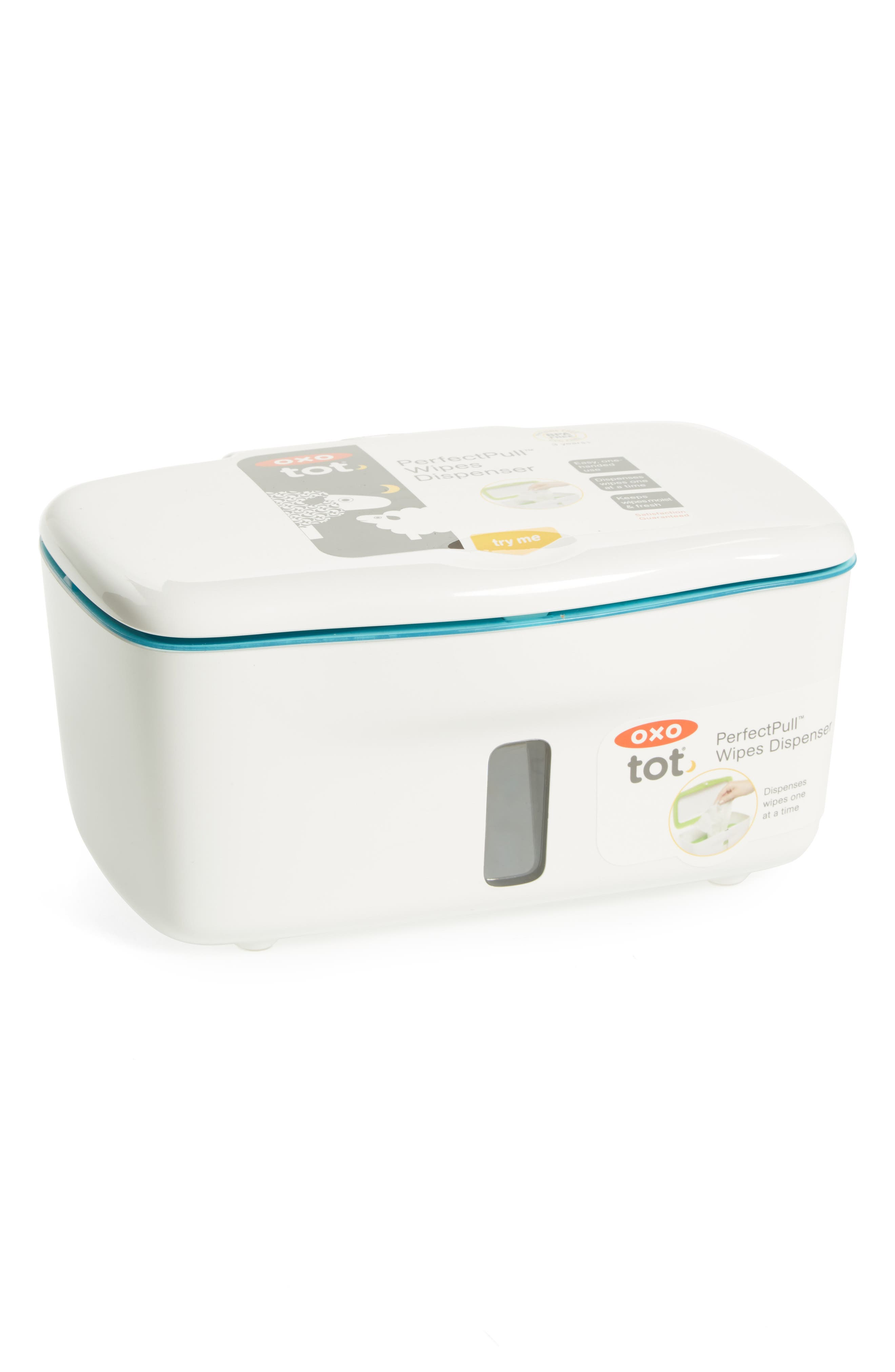 'Perfect Pull<sup>™</sup>' Wipes Dispenser,                             Alternate thumbnail 5, color,