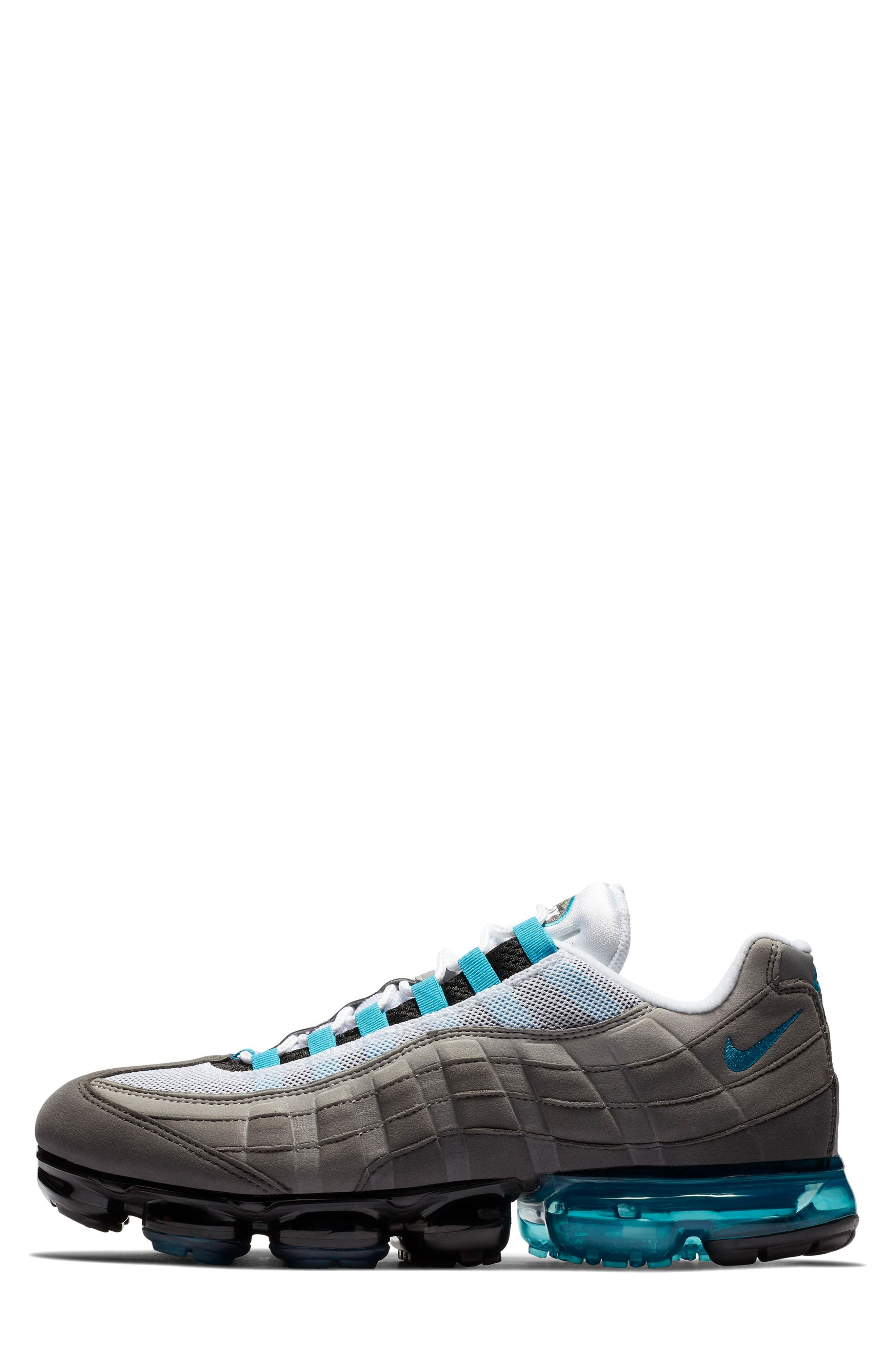 Air VaporMax '95 Sneaker,                             Alternate thumbnail 6, color,                             022