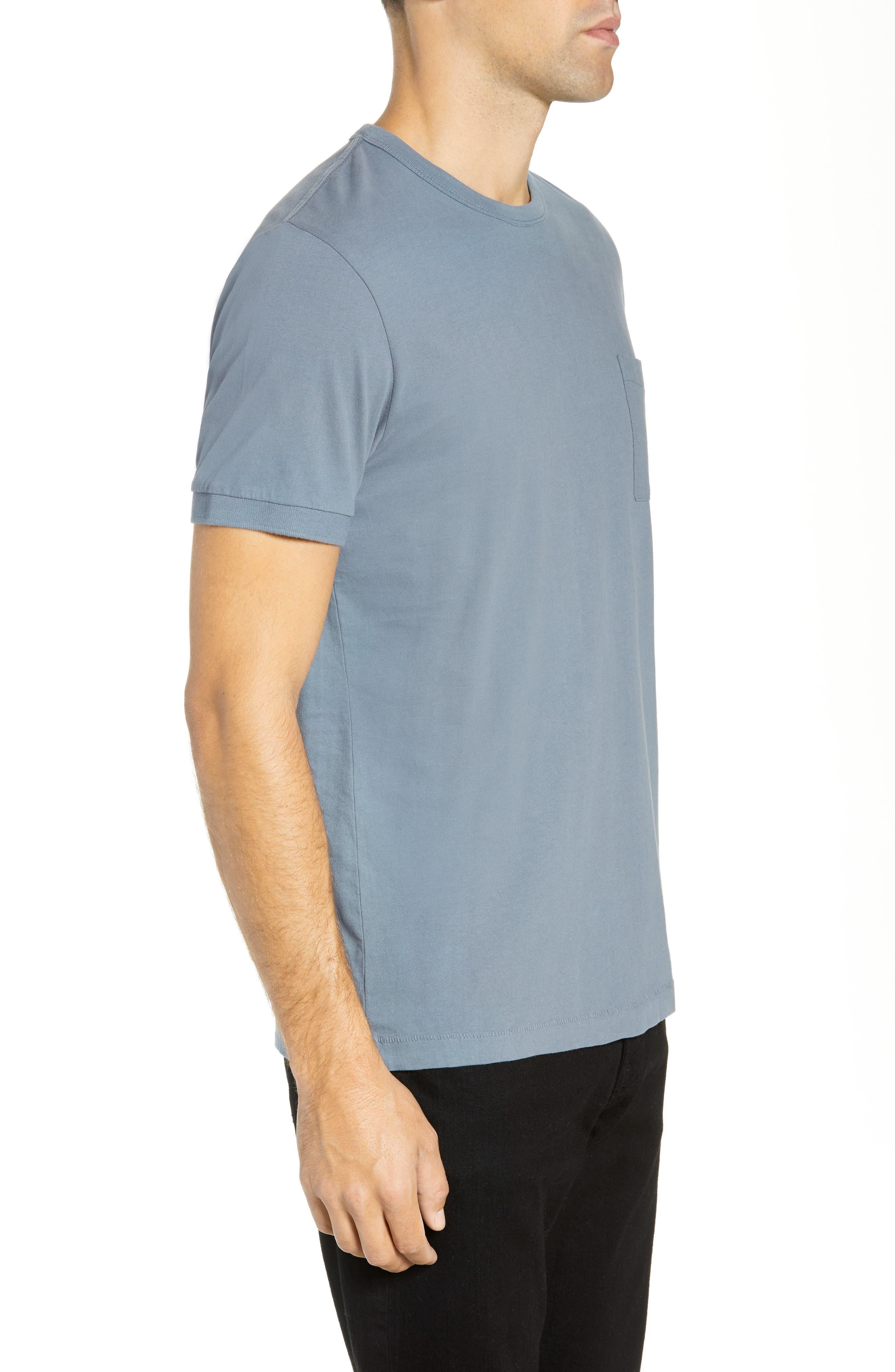 Finish T-Shirt,                             Alternate thumbnail 3, color,                             RAF BLUE